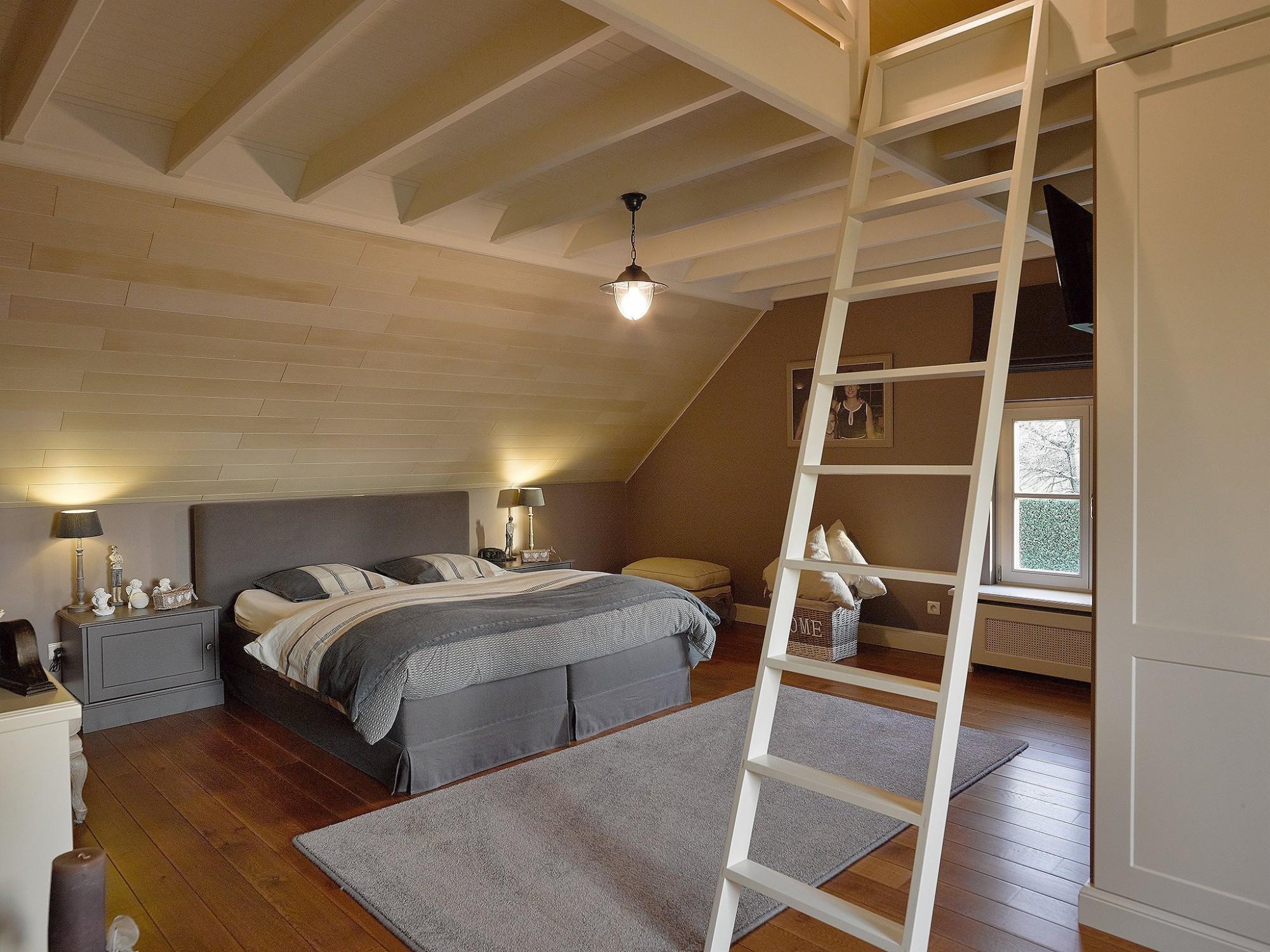 Afbeelding: Fotografie interieur slaapkamer voor Houthandel Marijnissen.