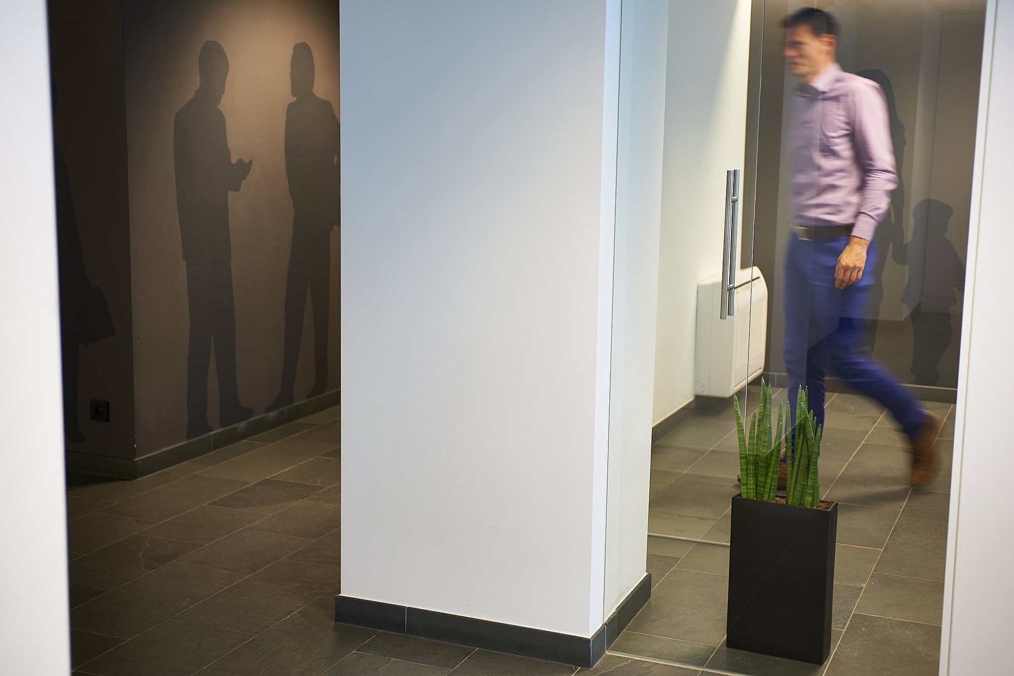 Afbeelding: Interieur fotografie bankkantoor te Meer voor 4U-design.