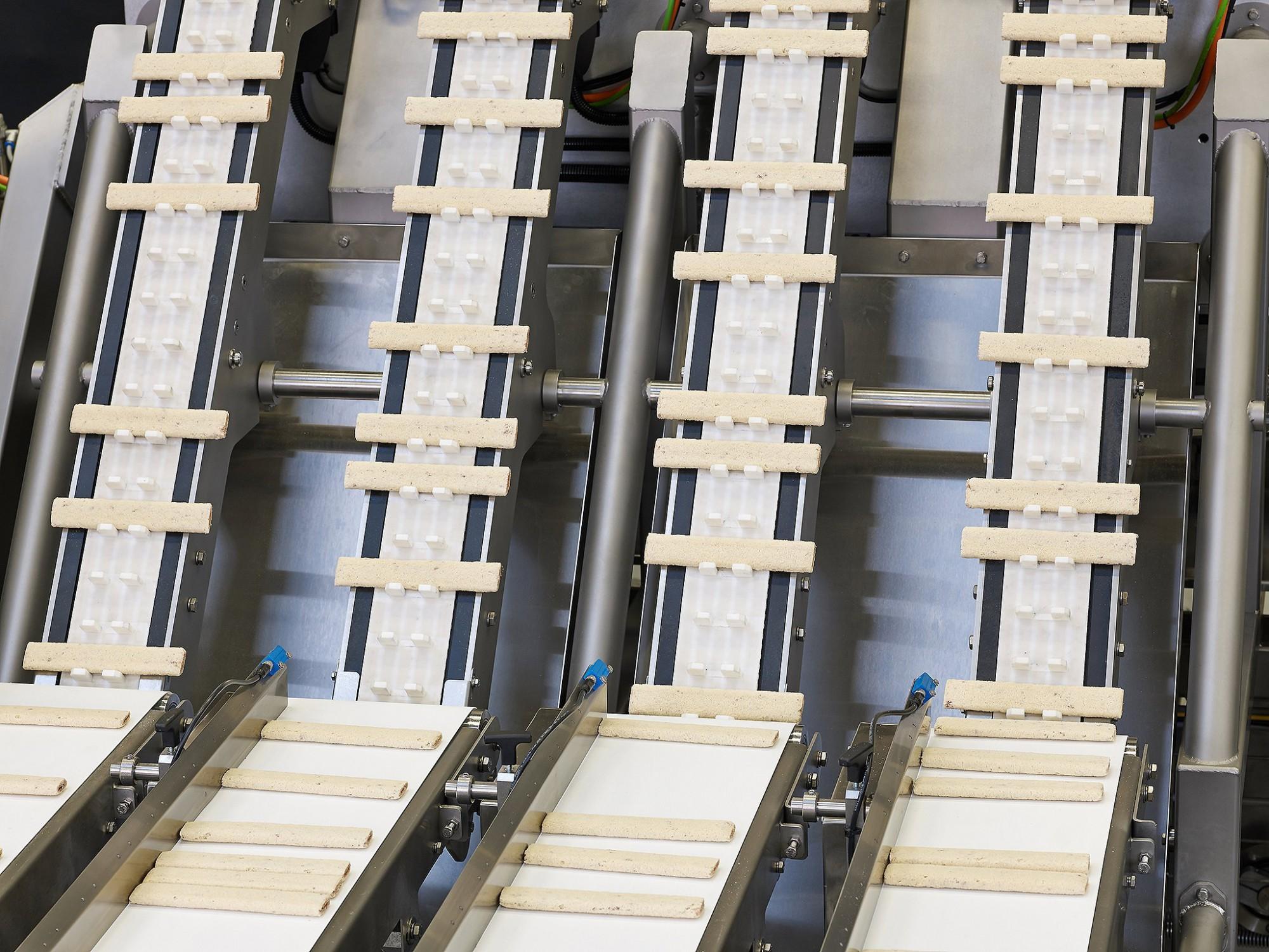 Afbeelding: Fotografie detail-werking verzamel- en inpakmachines op locatie voor A-tec.