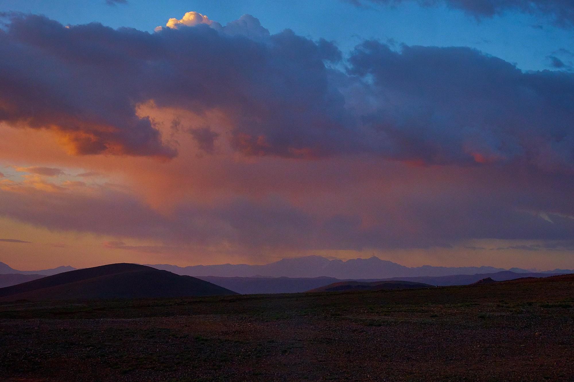 Afbeelding: Dominique Van Huffel, reisreportage, Marokko, weg Ouarzazate naar Taroudant.