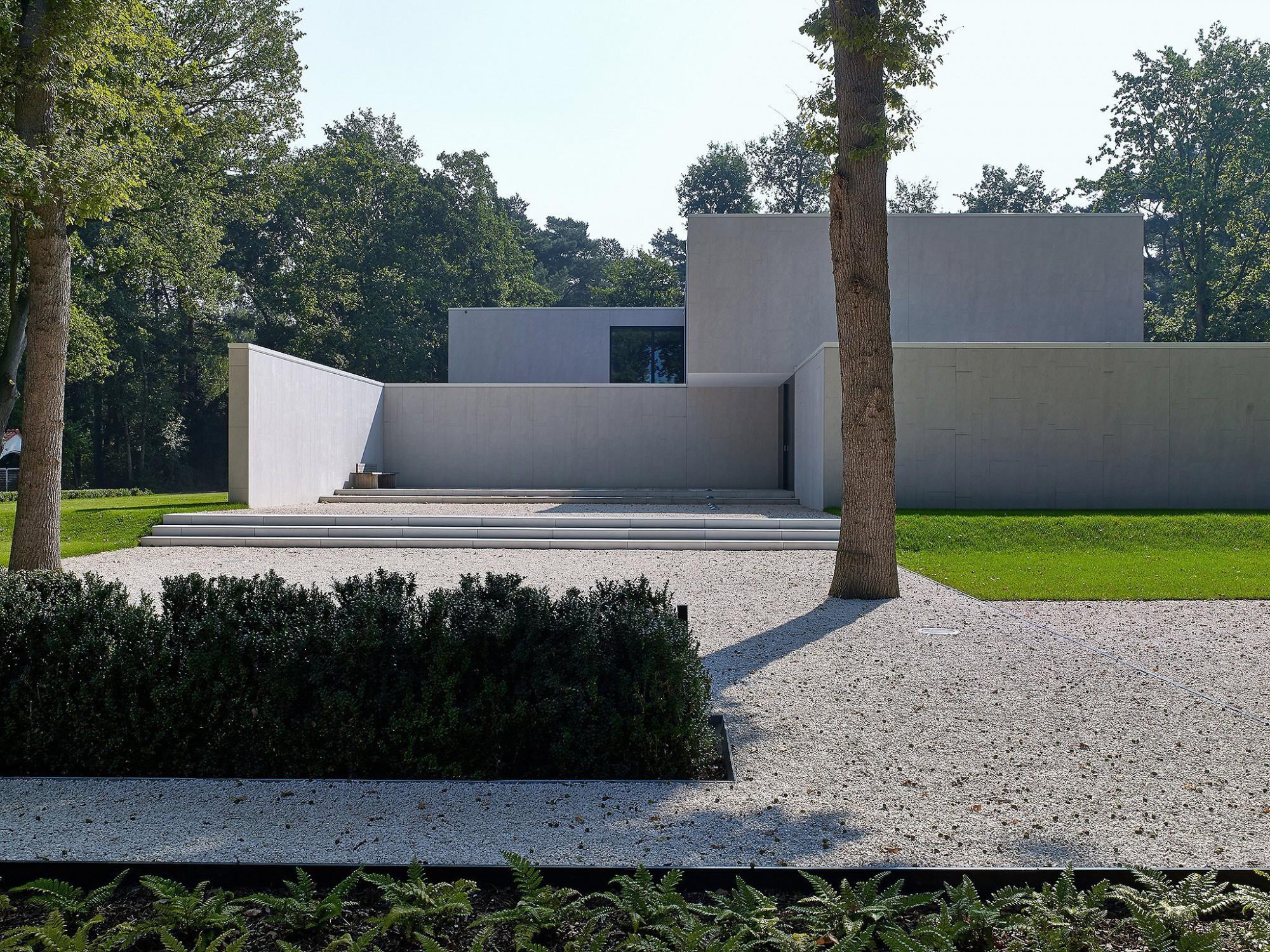 Afbeelding: Architectuur fotografie, woning Keerbergen, voor Stone&Style.