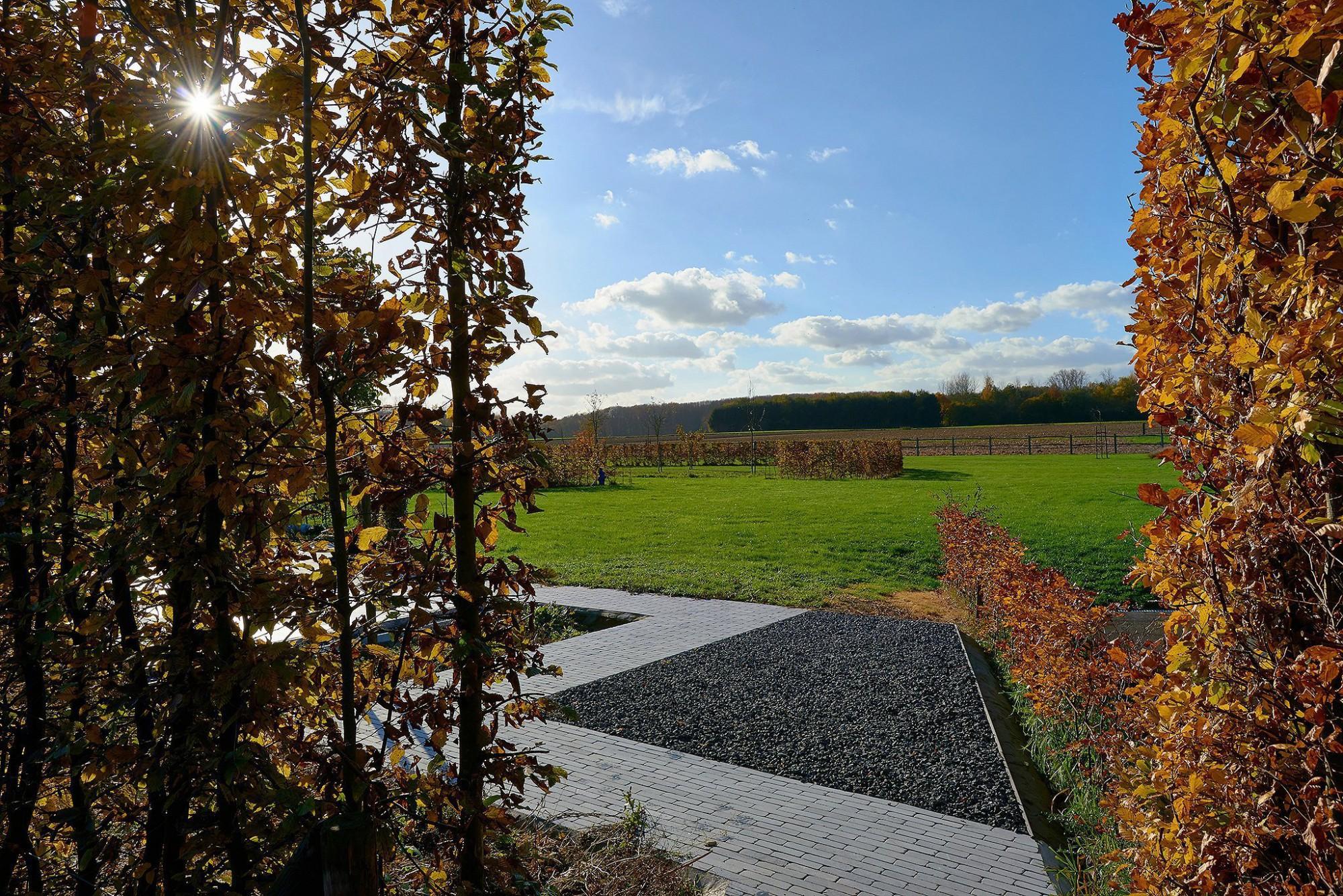 Afbeelding: Fotografie tuin te Mazenzele voor © Duo Verde, landschapsfotografie foto Van Huffel.