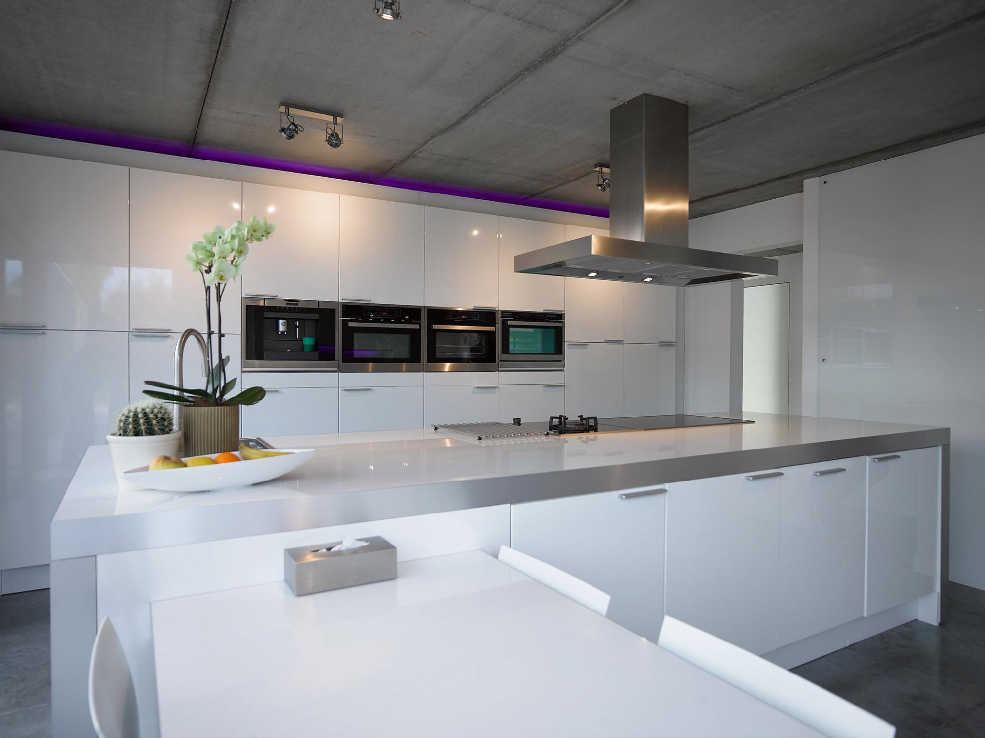 Afbeelding: Keuken fotografie voor © 3D architecten te Nieuwkerken, fotografie keukens Foto Van Huffel.