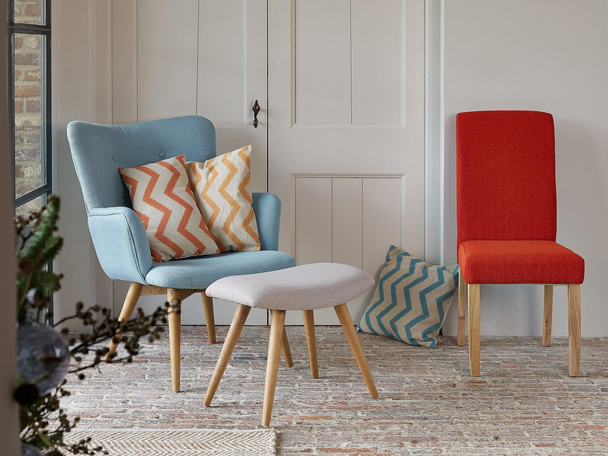 Afbeelding: Fotografie van meubelen op locatie hier voor Simla.