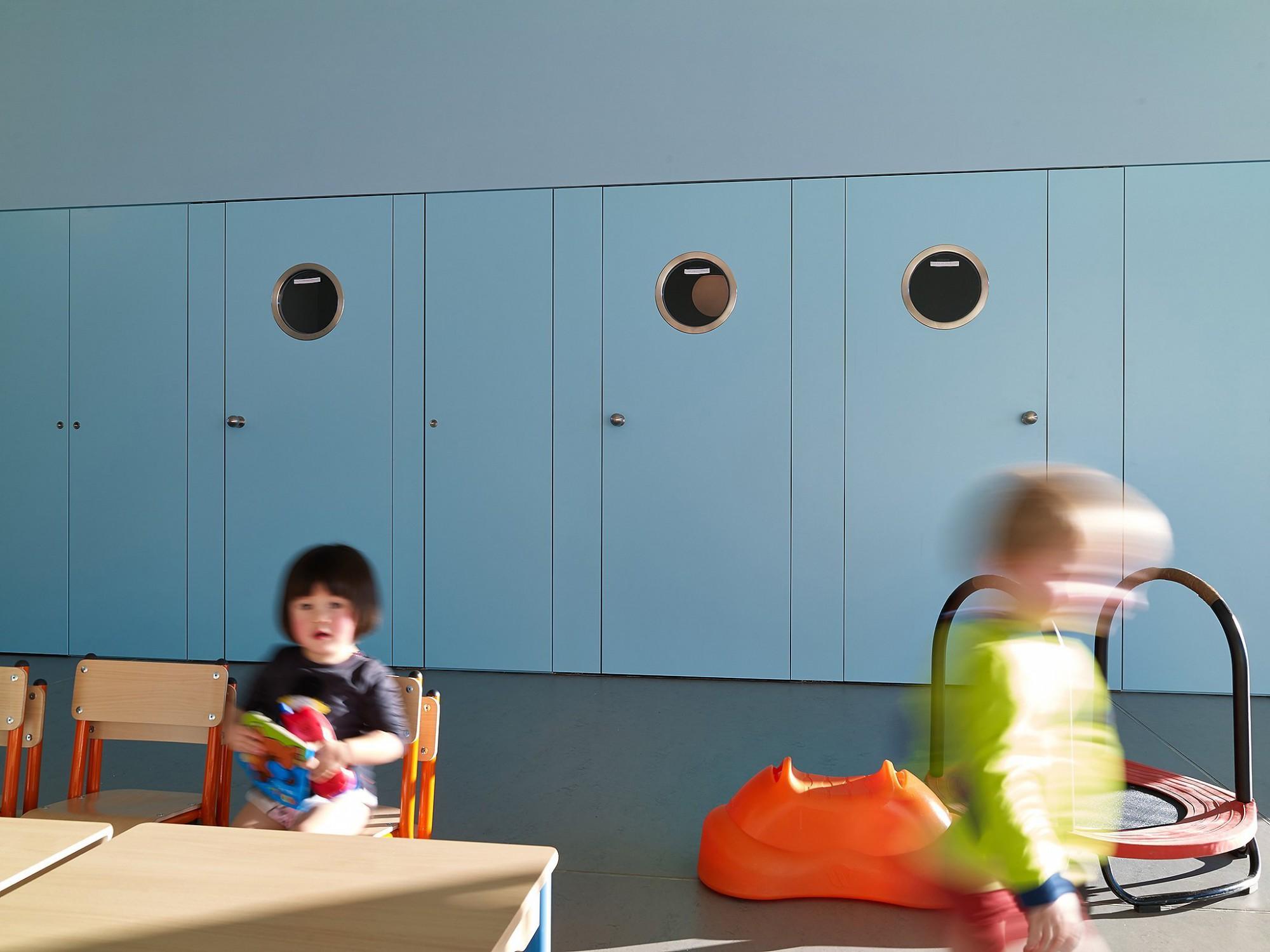 Afbeelding: Fotografie kinderdag verblijf te Mechelen, voor de groep Van Roey.