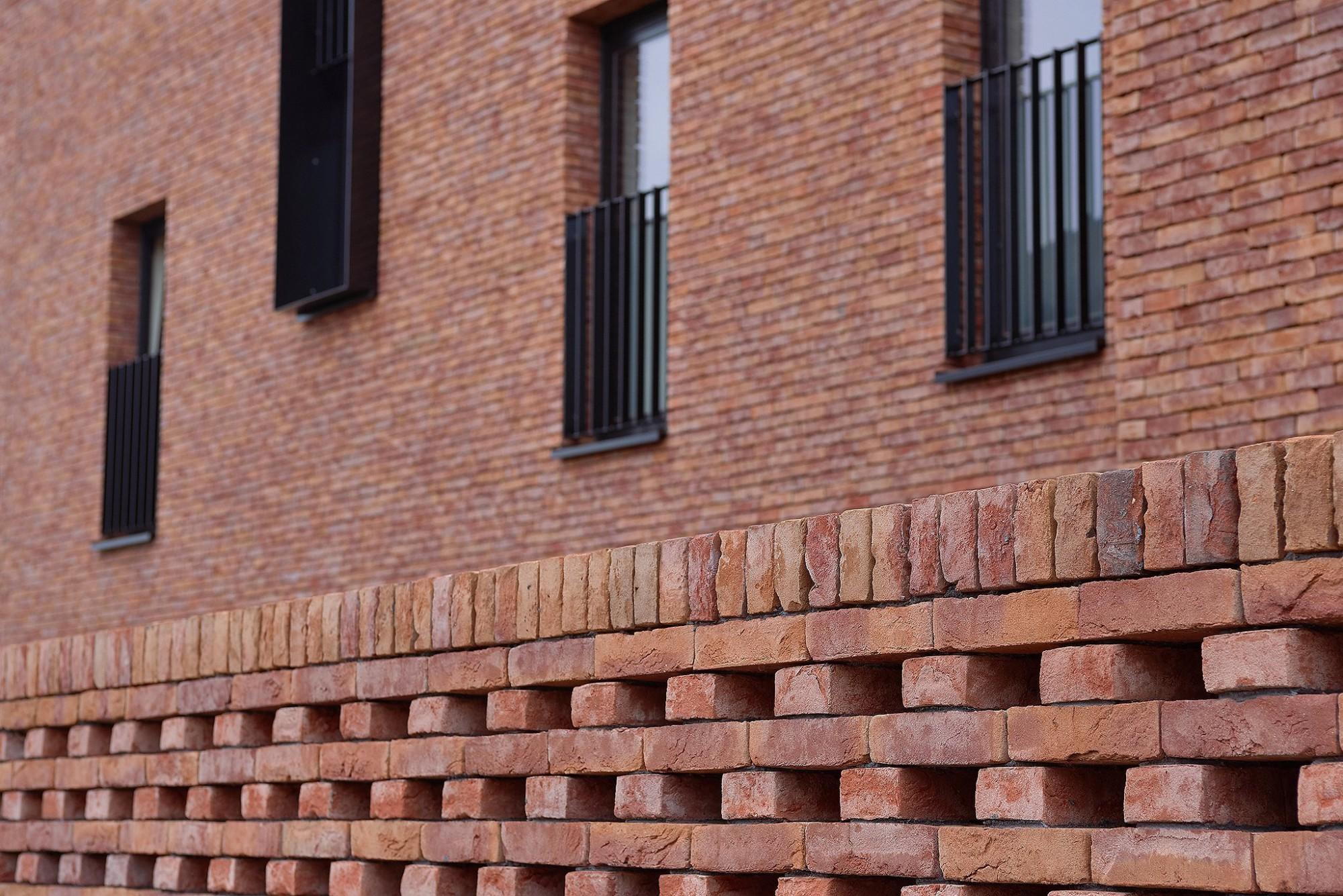 Afbeelding: Fotografie architectuur sociale woningen, Lelielaan te Hemiksem,© Twee stroom architecten bvba, voor DCA.