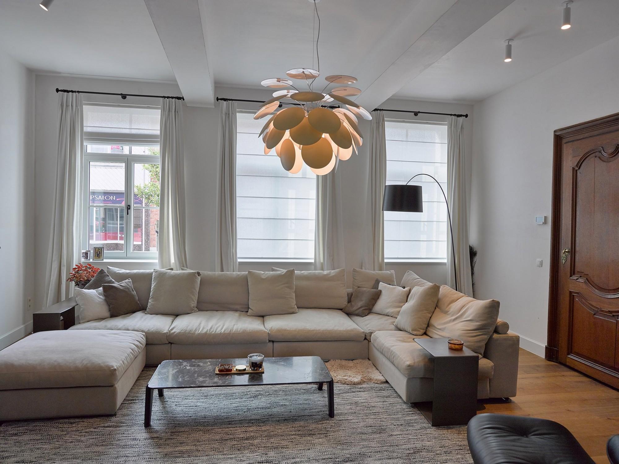 Afbeelding: Fotografie woning interieur voor De Clerck pvc ramen en deuren, foto Van Huffel