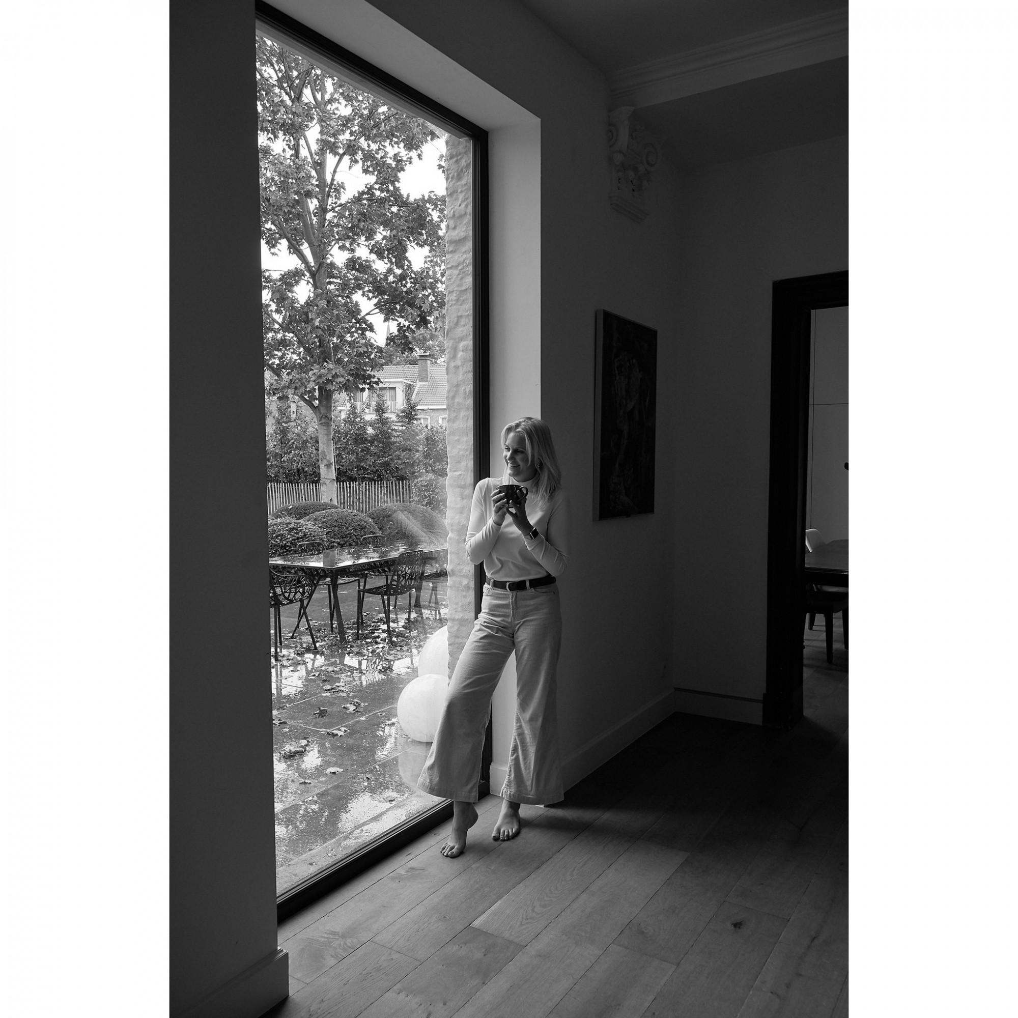 Afbeelding: Fotografie interieur voor De Clerck pvc ramen en deuren, foto Van Huffel.