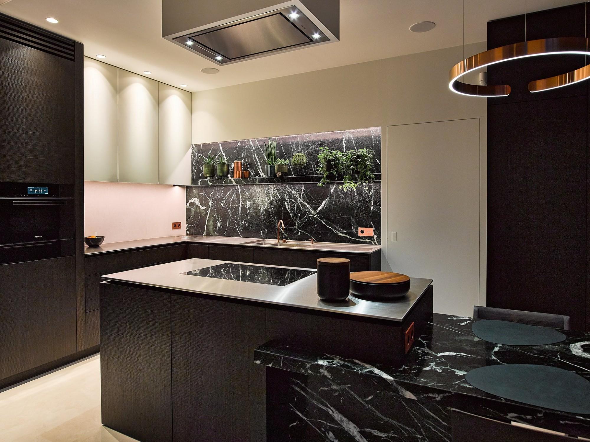 Afbeelding: Fotografie interieur keuken voor Vergalle totaalprojecten.