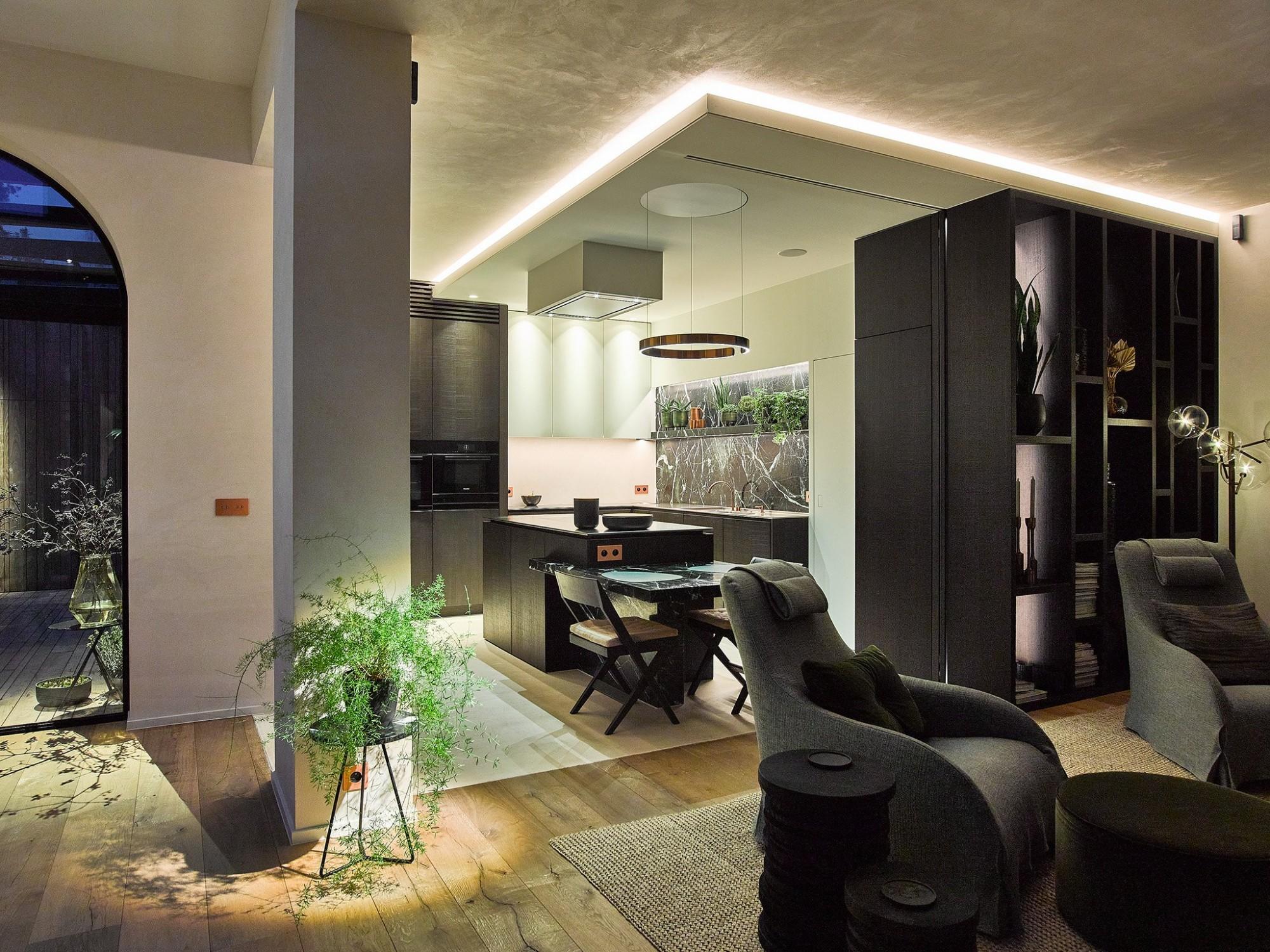 Afbeelding: Fotografie interieur woonruimte - keuken voor Vergalle totaalprojecten.