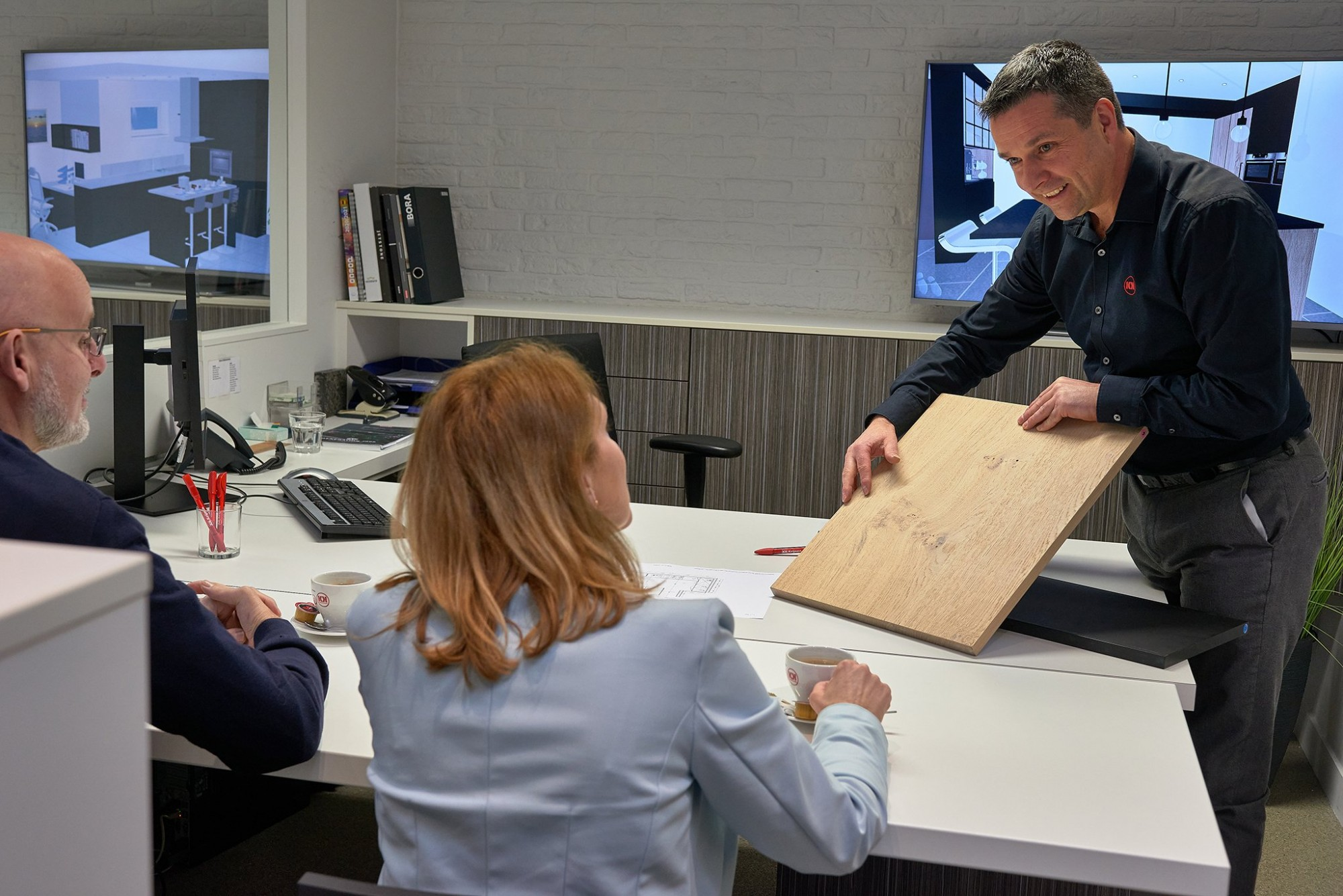 Afbeelding: Bedrijfsreportage fotografie Krijnen Malle, foto Van Huffel.