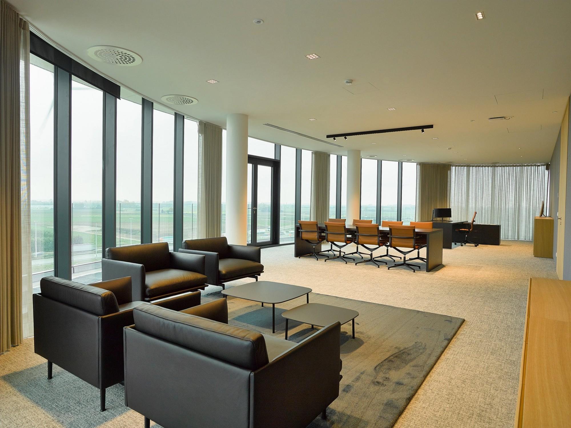 Afbeelding: Interieurfotografie Foto Van Huffel bedrijfsgebouwen, © Mertens architecten, Aertssen Stekenen.