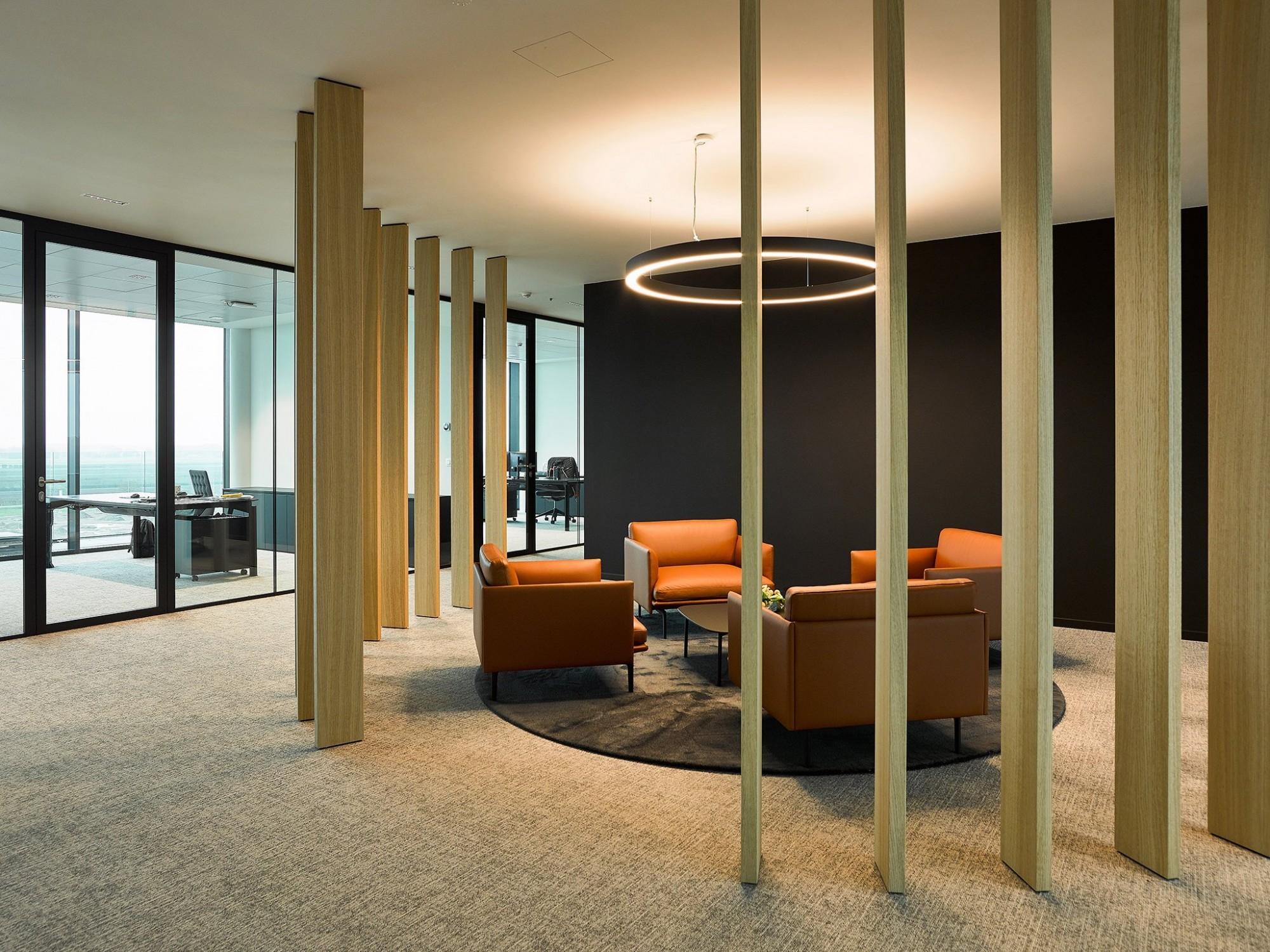 Afbeelding: Interieurfotografie Foto Van Huffel bedrijfsgebouwen, © Mertens architecten, Aertssen Beveren