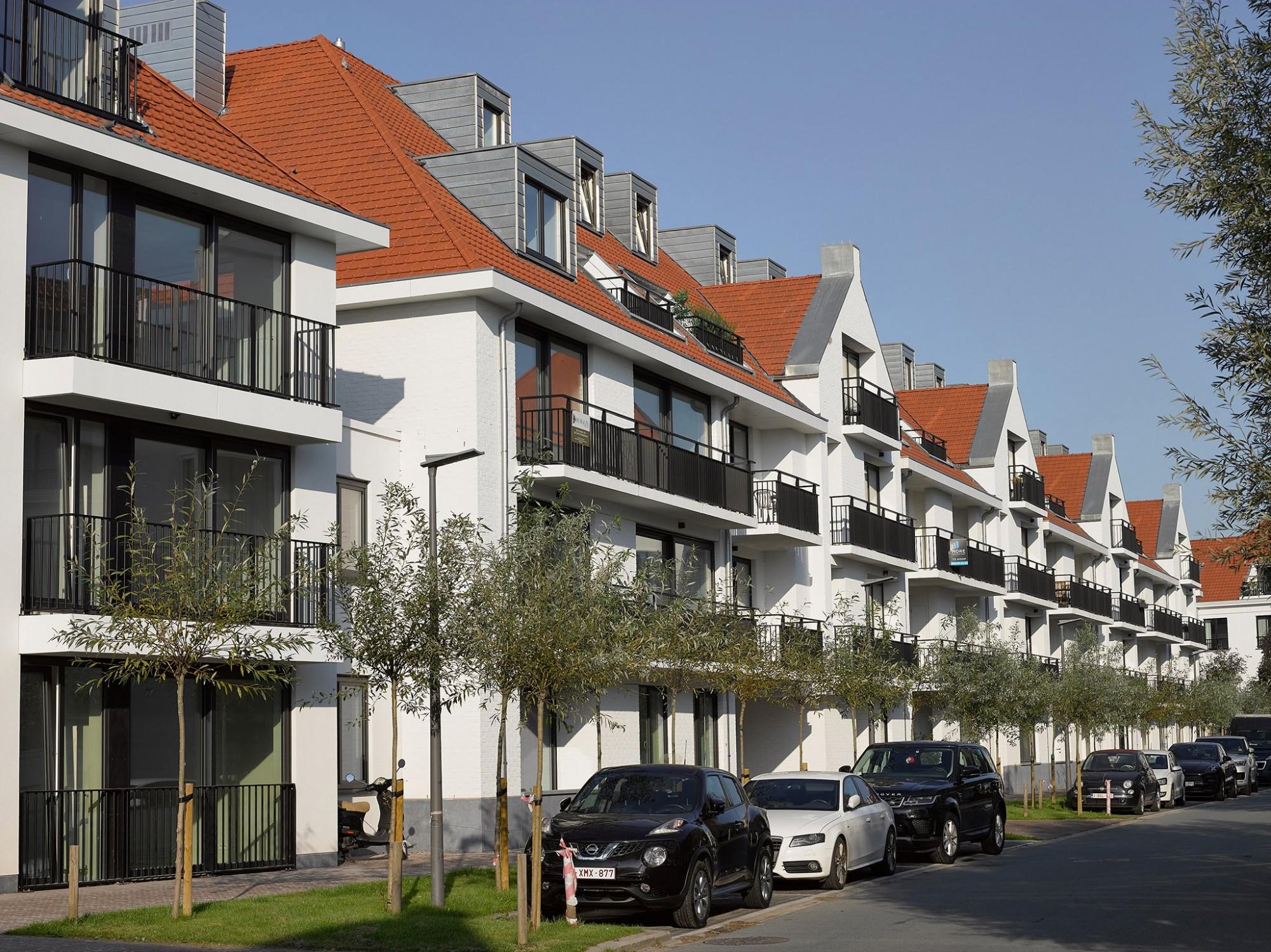 Afbeelding: Architectuur fotografie project Duinenwater te Knokke voor © mertens architecten, foto Van Huffel.