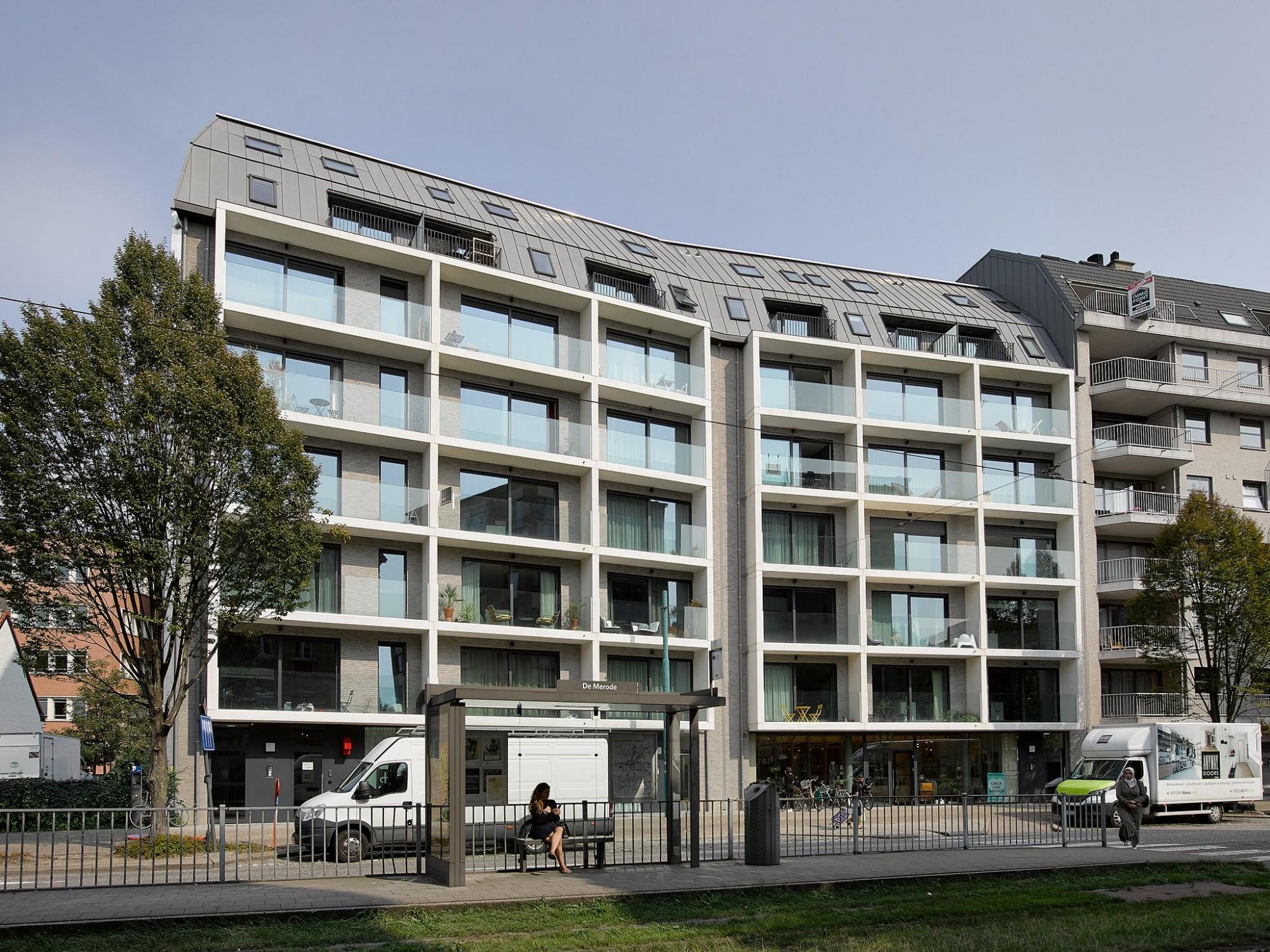 Afbeelding: Fotografie appartementen voor © mertens architecten, foto Van Huffel