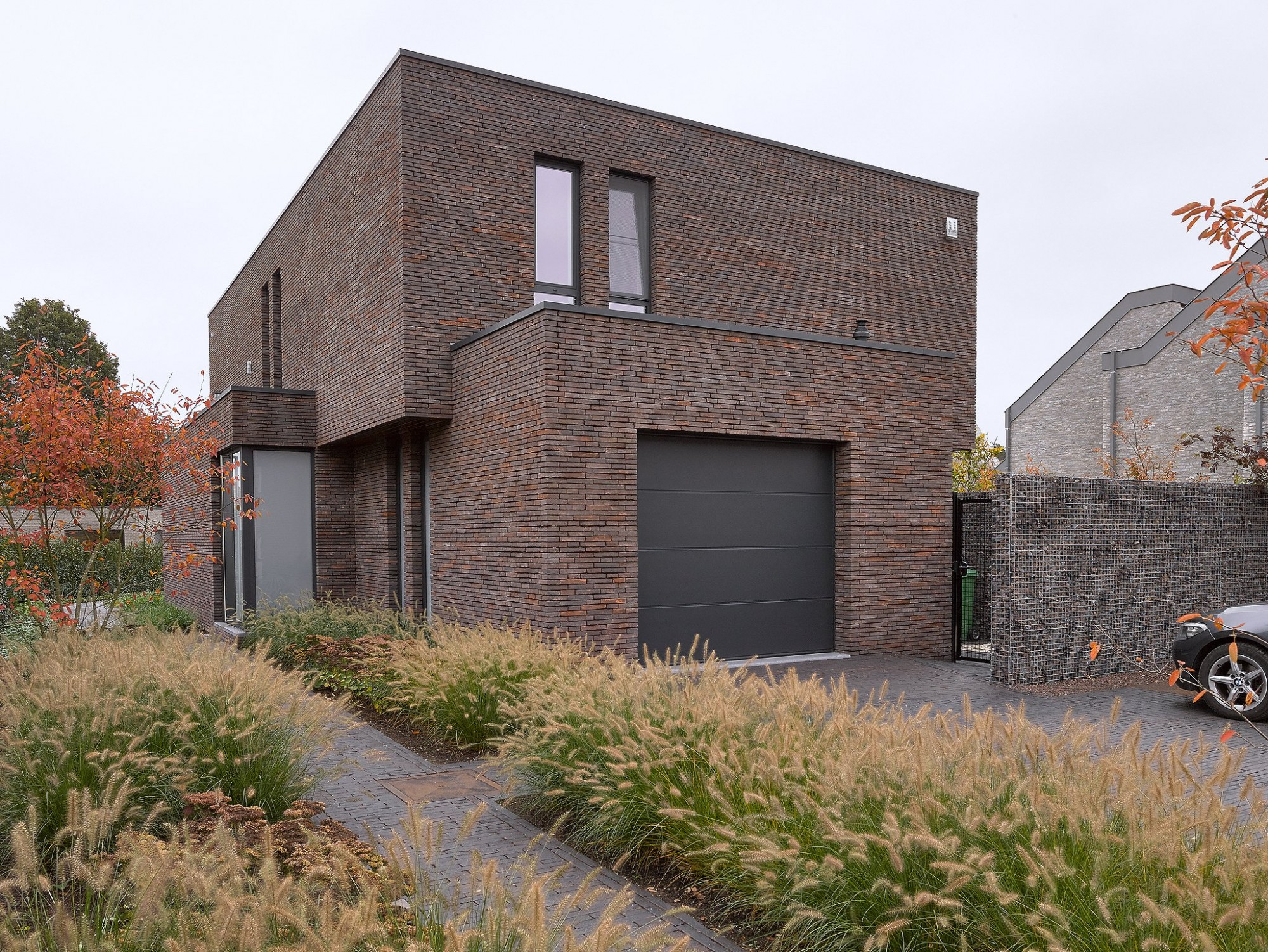 Afbeelding: Architectuur fotografie woningen modern, foto Van Huffel.
