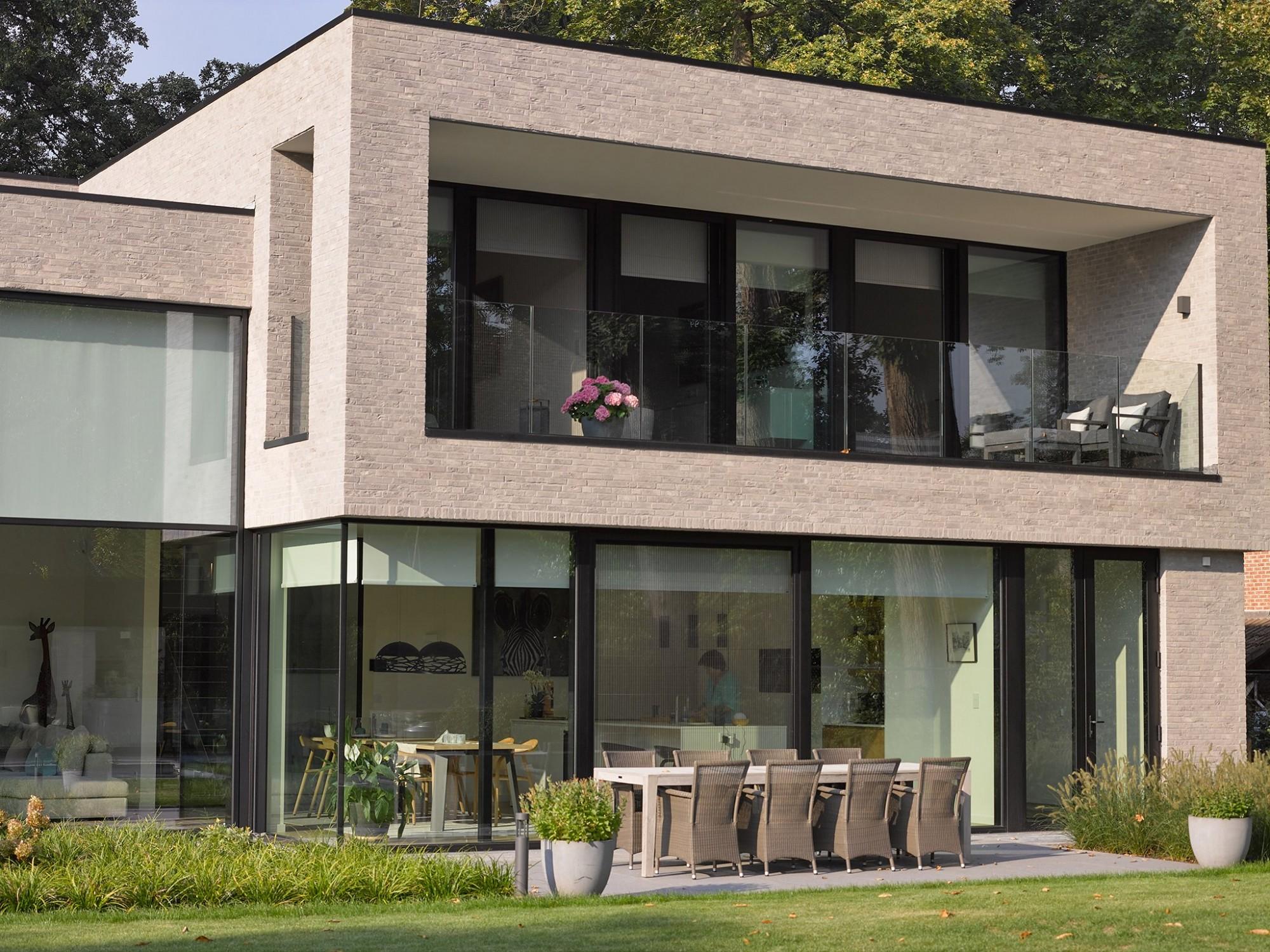 Afbeelding: Architectuur fotografie woningen modern voor mertens architecten, foto Van Huffel.