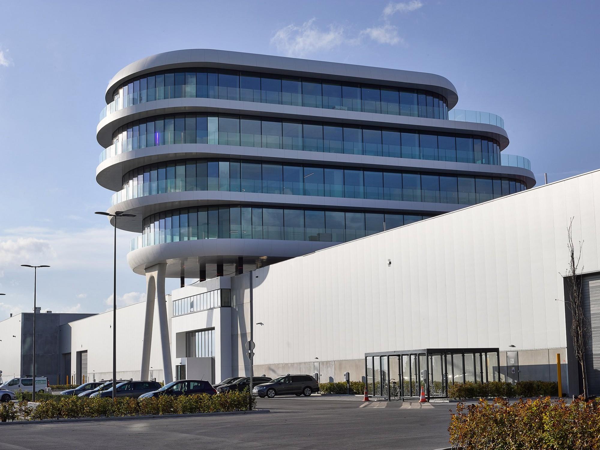 Afbeelding: Architectuur fotografie kantoor Aertssen, © mertens architecten, foto Van Huffel.