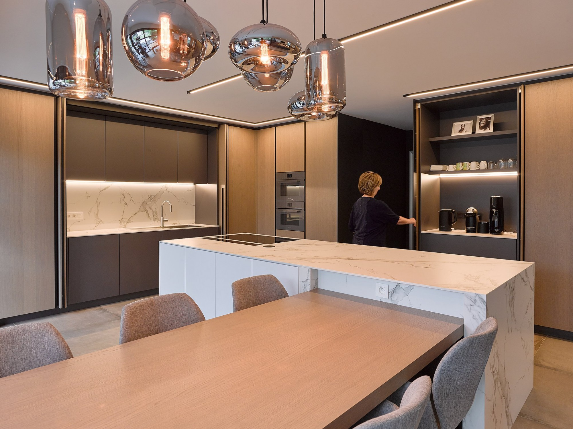 Afbeelding: Keuken fotografie voor Gyma, foto Van Huffel.