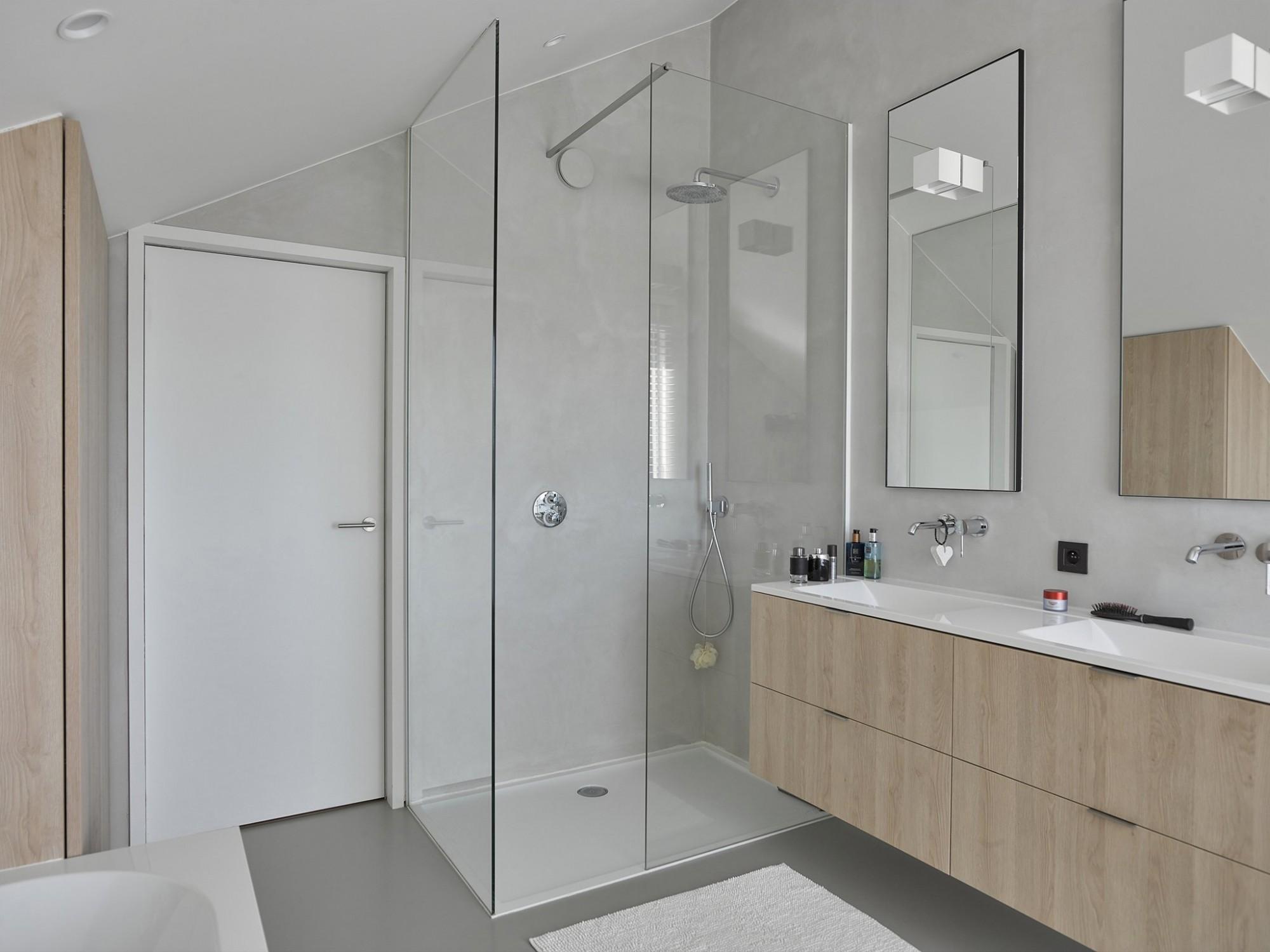 Afbeelding: Badkamer inrichting voor © totaal projecten Vergalle, fotografie foto Van Huffel
