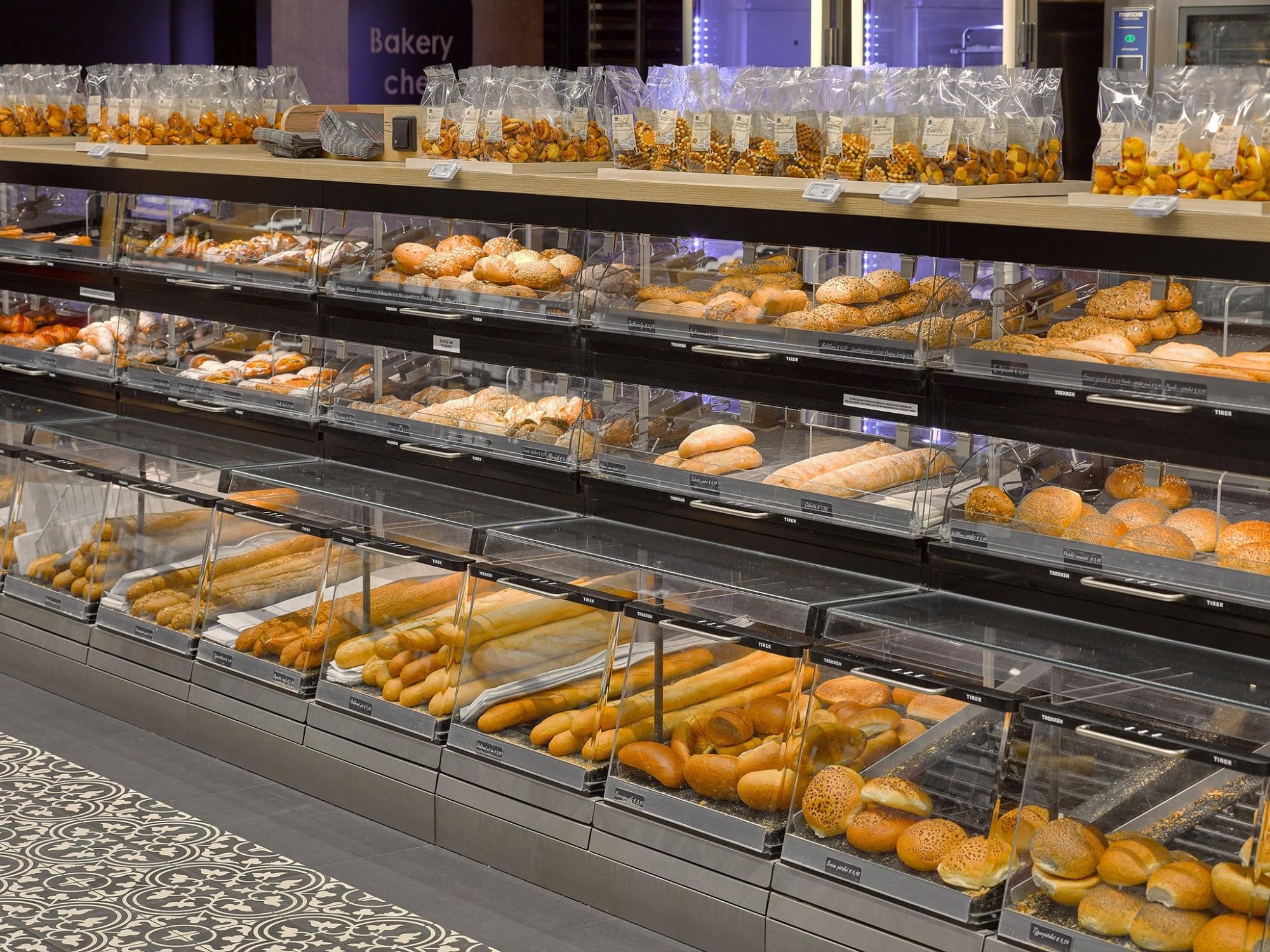 Afbeelding: Winkelinrichting voor © totaal projecten Vergalle, fotografie foto Van Huffel