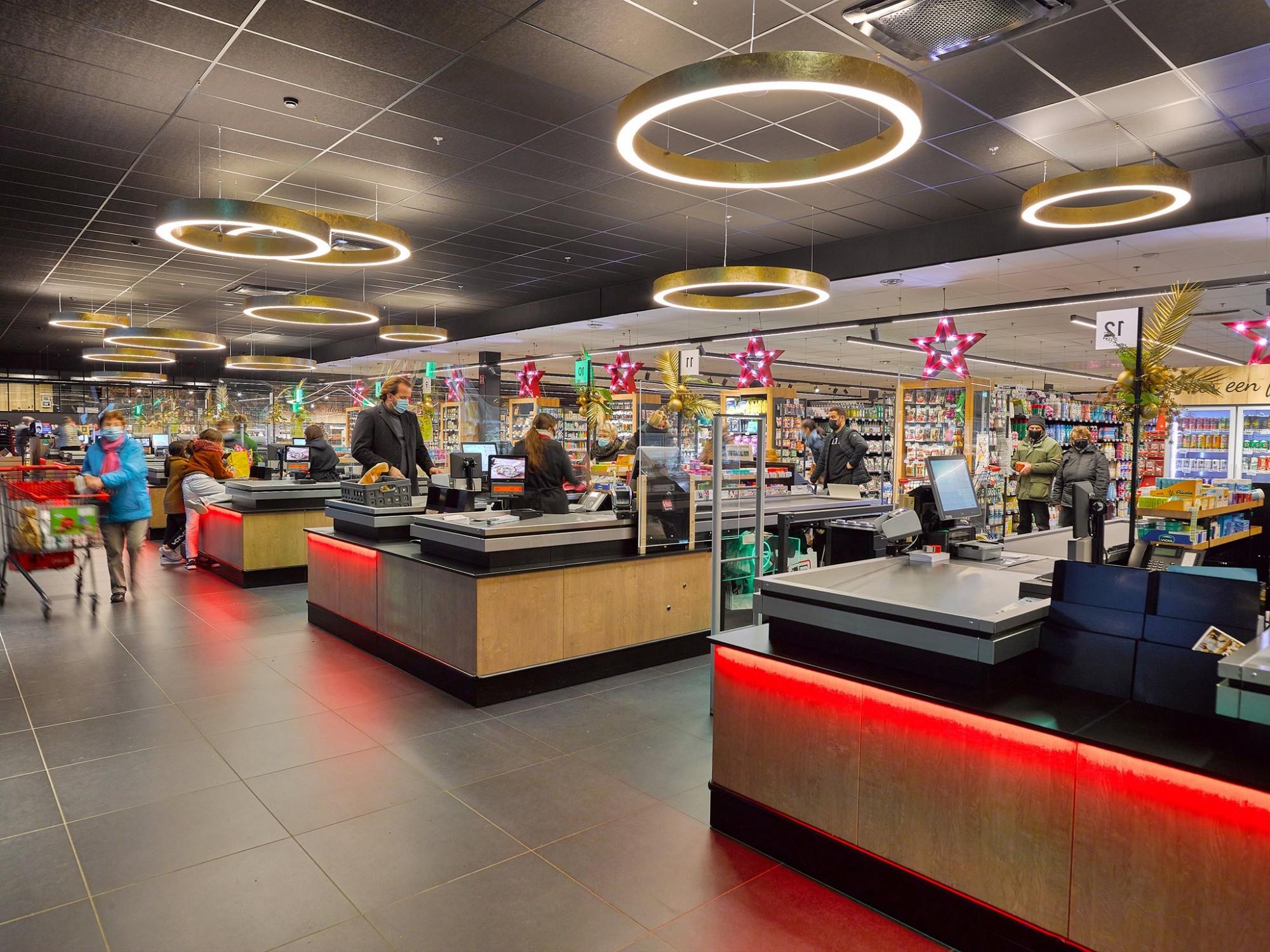 Afbeelding: Winkel inrichting voor © totaal projecten Vergalle, fotografie foto Van Huffel