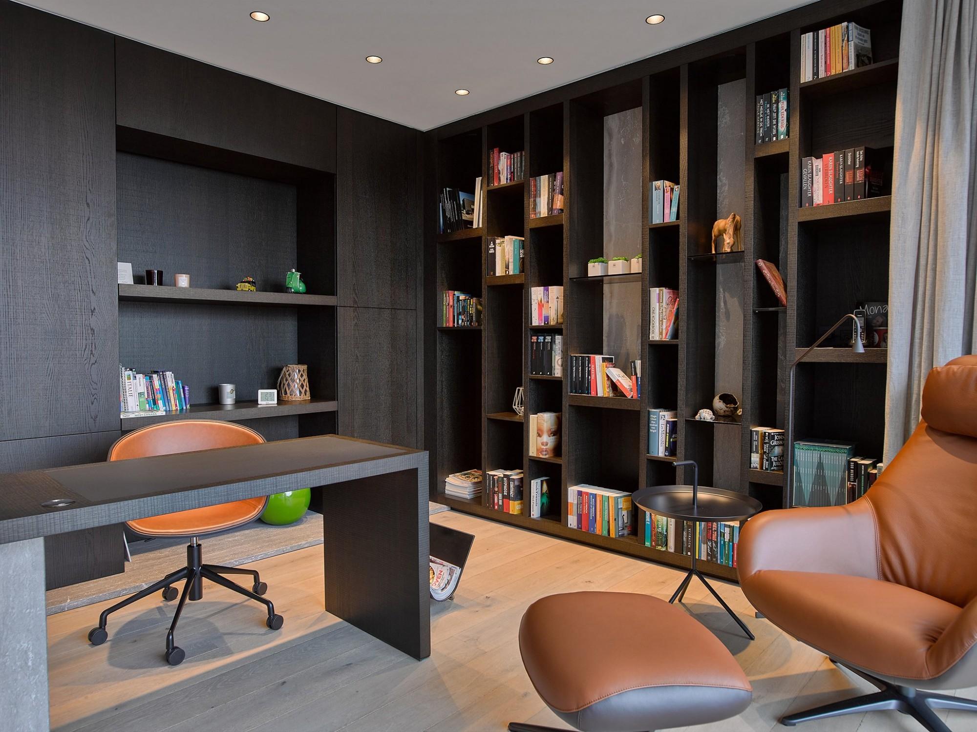 Afbeelding: Woning interieur voor © totaal projecten Vergalle, fotografie foto Van Huffel