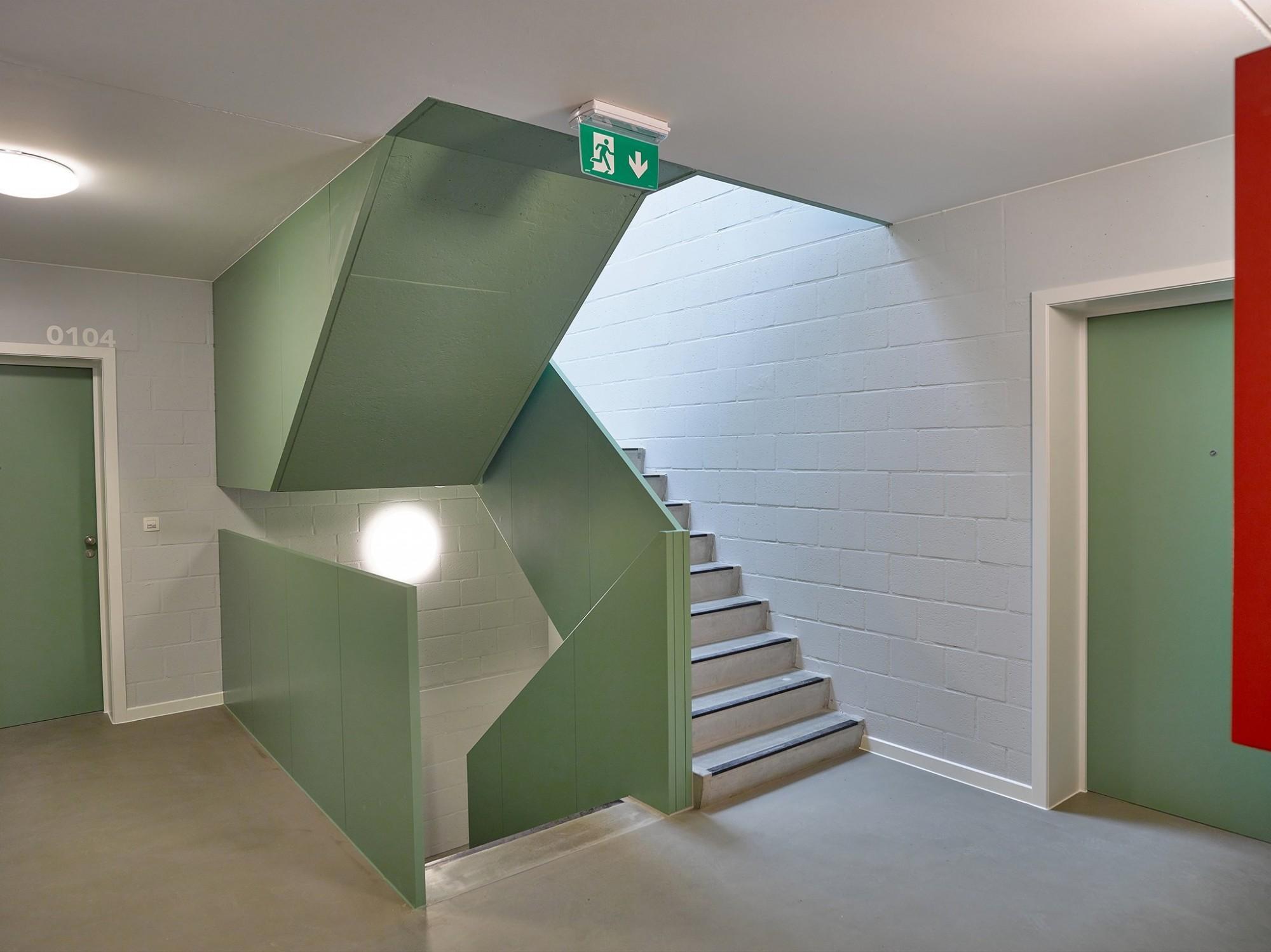 Afbeelding: Sociale appartementen Kessel Lo, voor © atelier M Architects + Planners