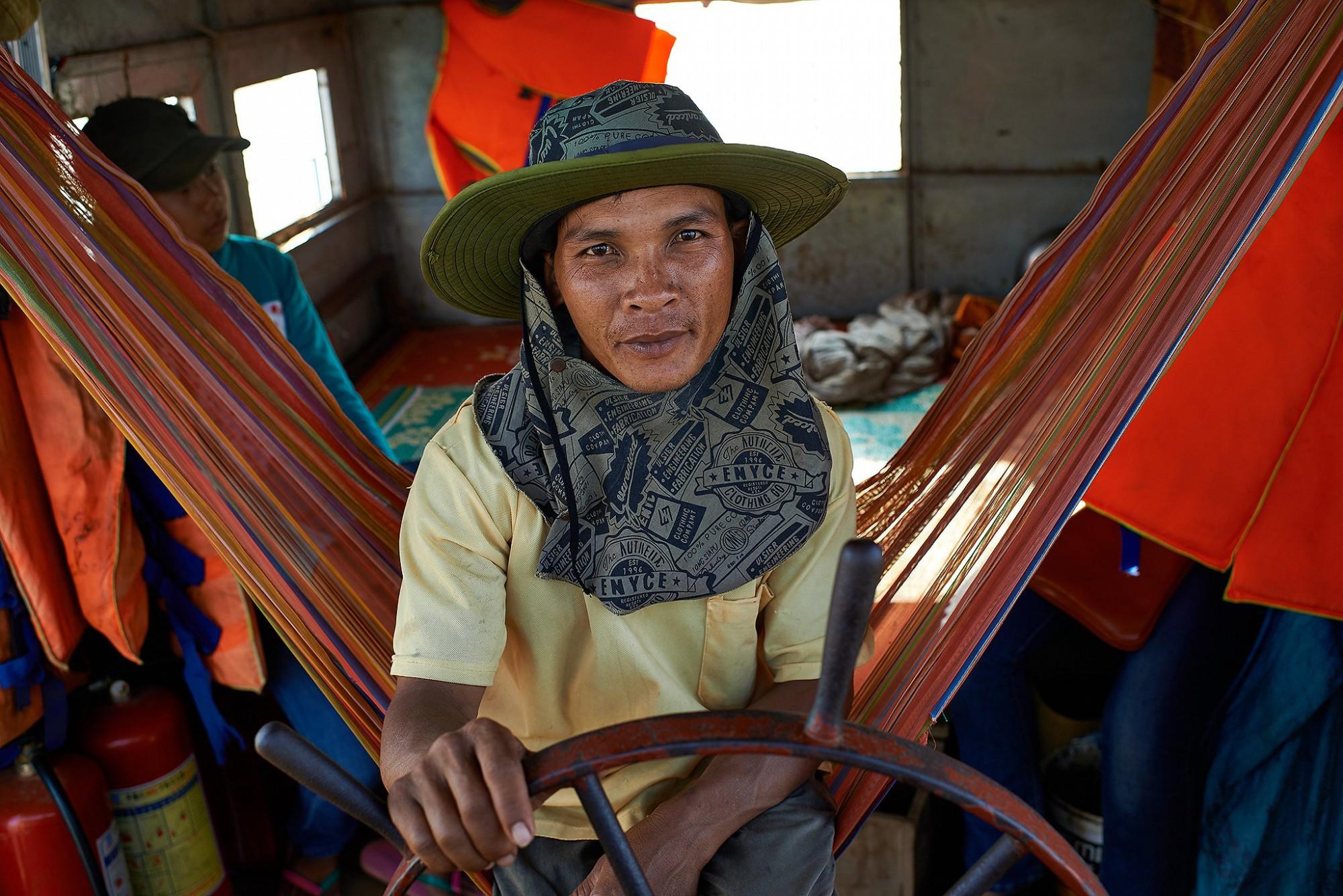 Afbeelding: Dominique Van Huffel reisreportages Cambodja.