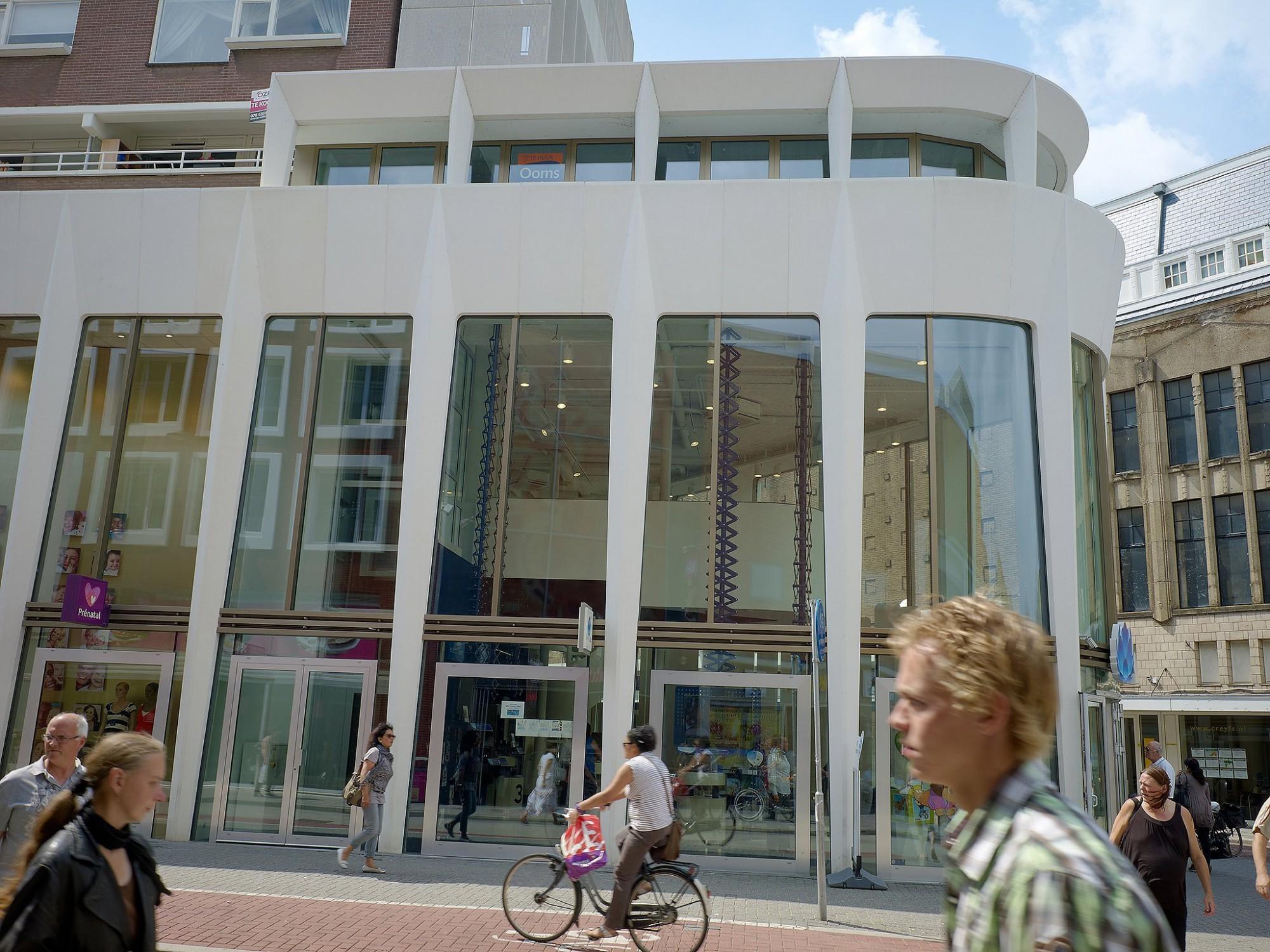 Afbeelding: Product fotografie op locatie, architectonisch sierbeton, Bergen op Zoom NL, fotografie voor SVK.