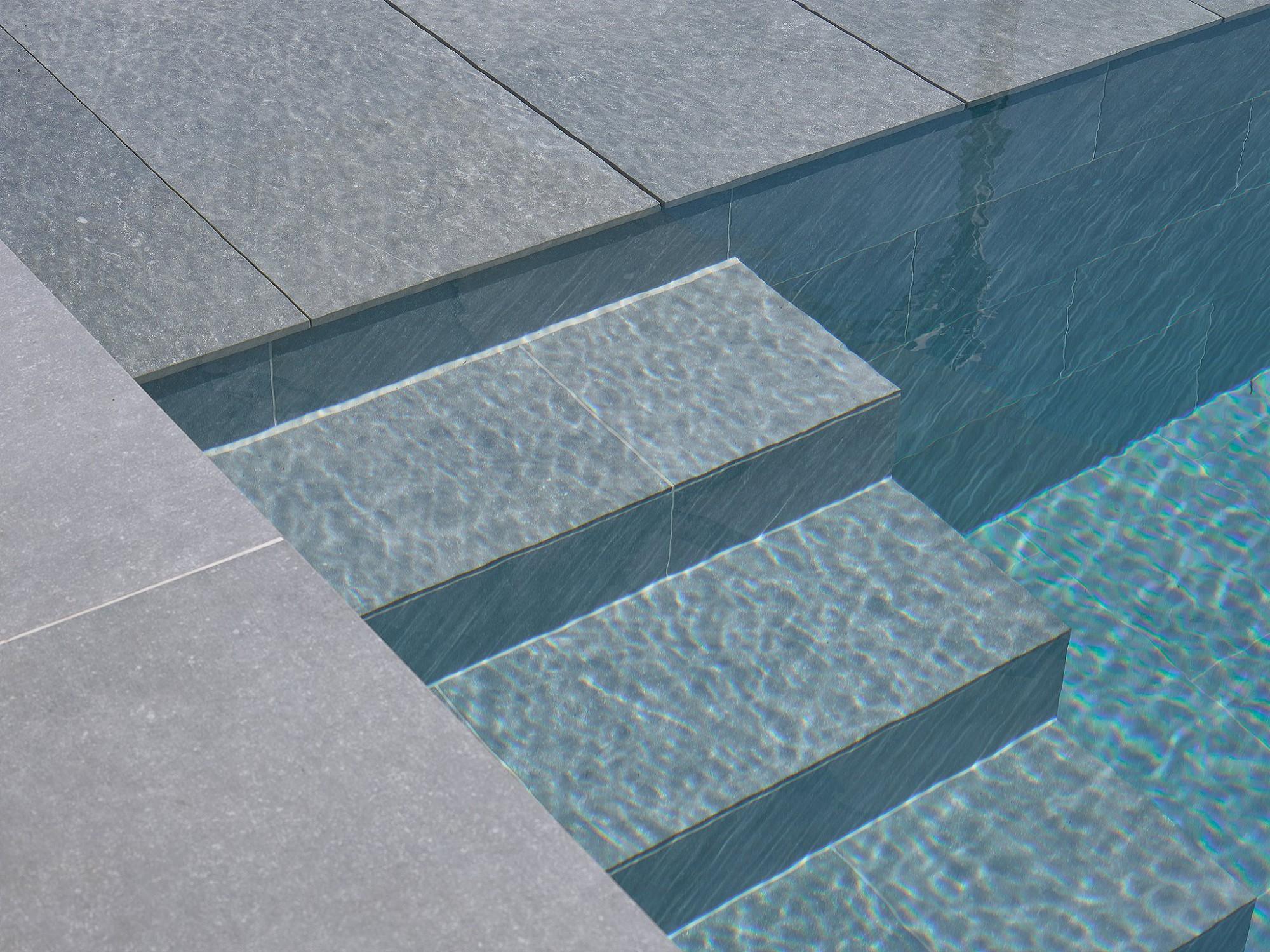 Afbeelding: Fotografie zwembad detail te Retie voor © Relaxzwembaden.