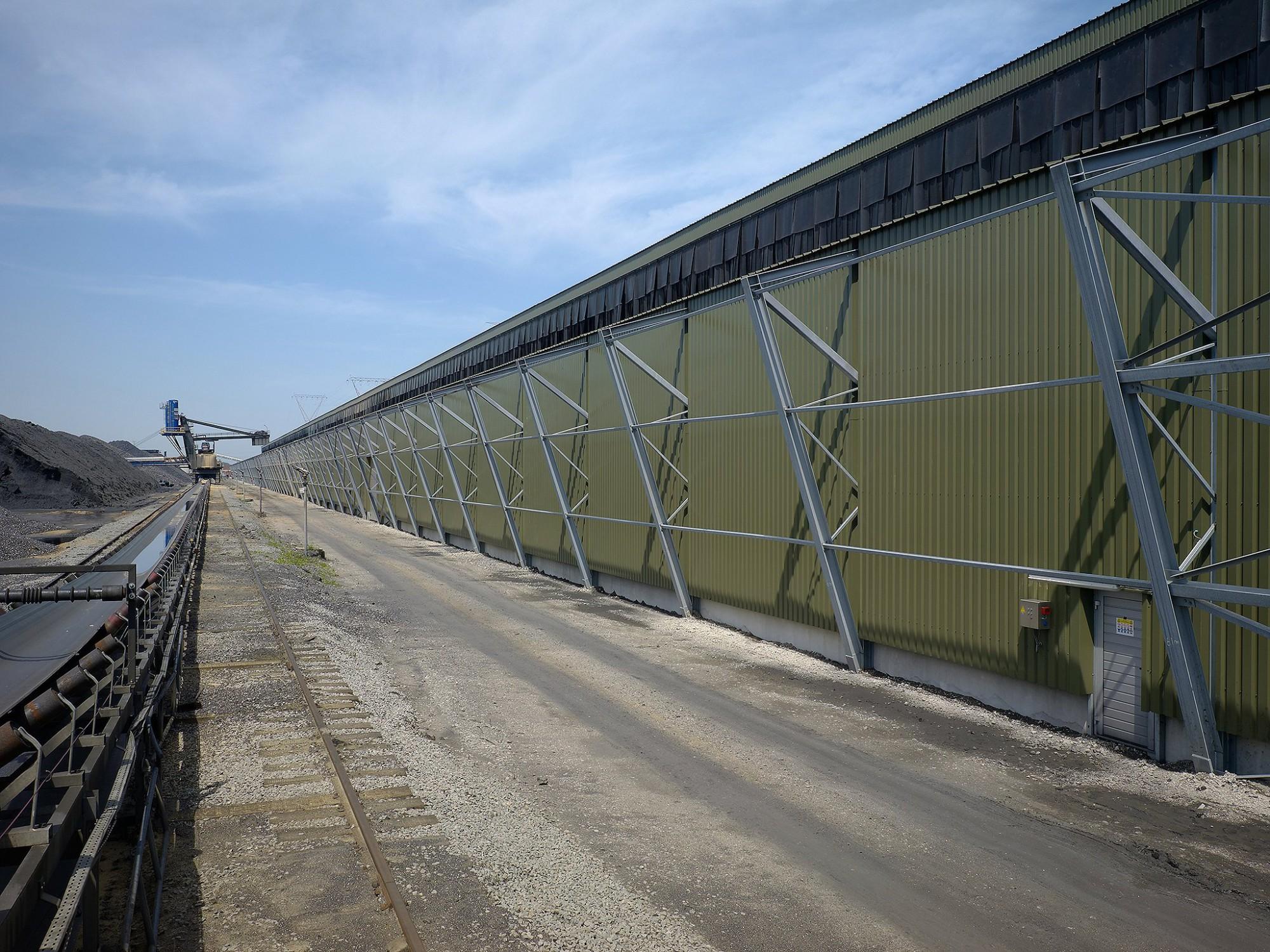 Afbeelding: Fotografie van industriële gebouwen, processen en technieken op locatie.