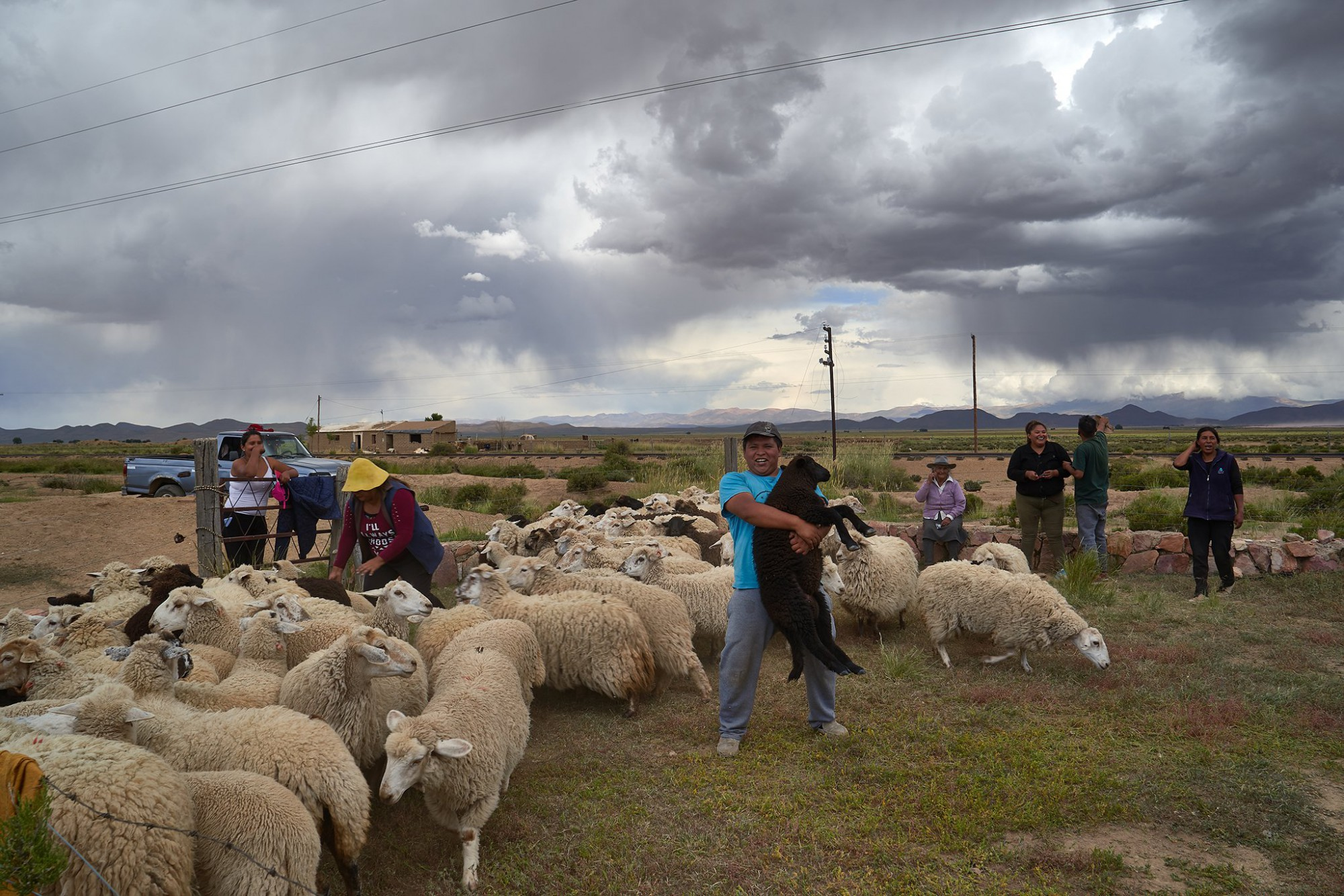 Afbeelding: Reisreportage Argentinië, reisfotografie © Dominique Van Huffel