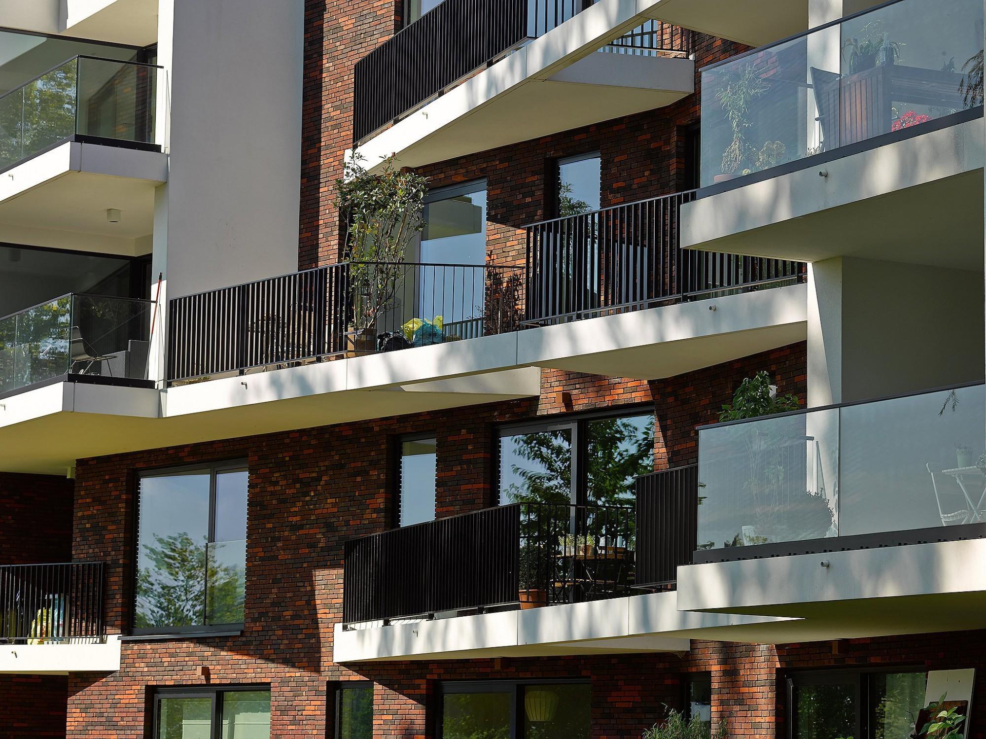Afbeelding: Fotografie architectonisch beton, terrassen voor SVK.