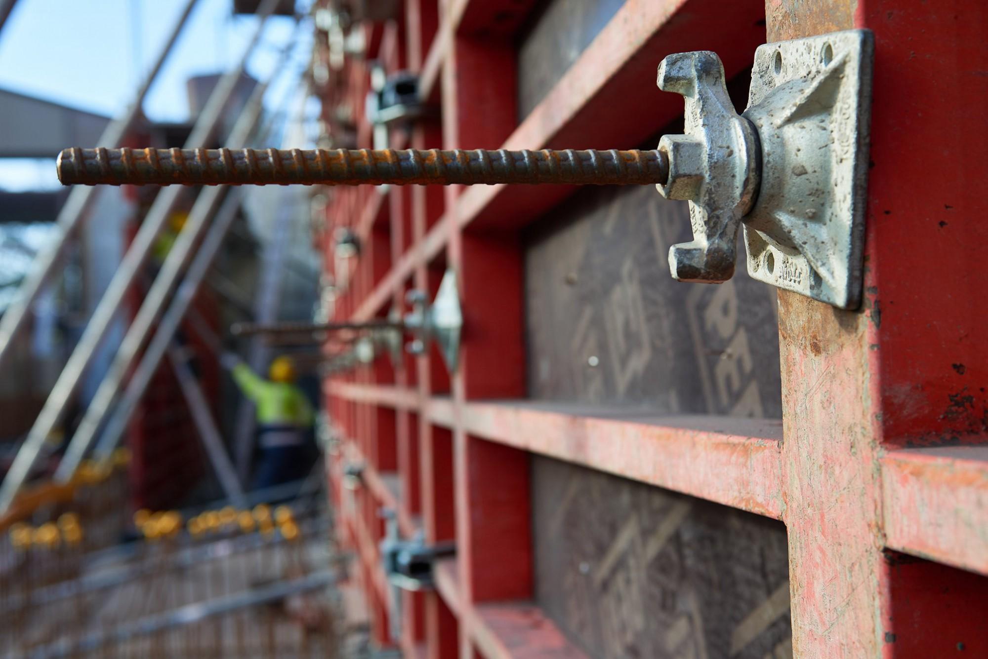 Afbeelding: Werf fotografie voor Mourik, Arcelor Metal Gent, foto Van Huffel.