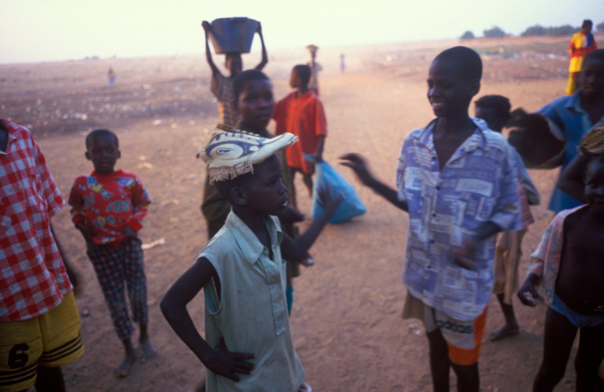 Afbeelding: Dominique Van Huffel, reisreportage Senegal.