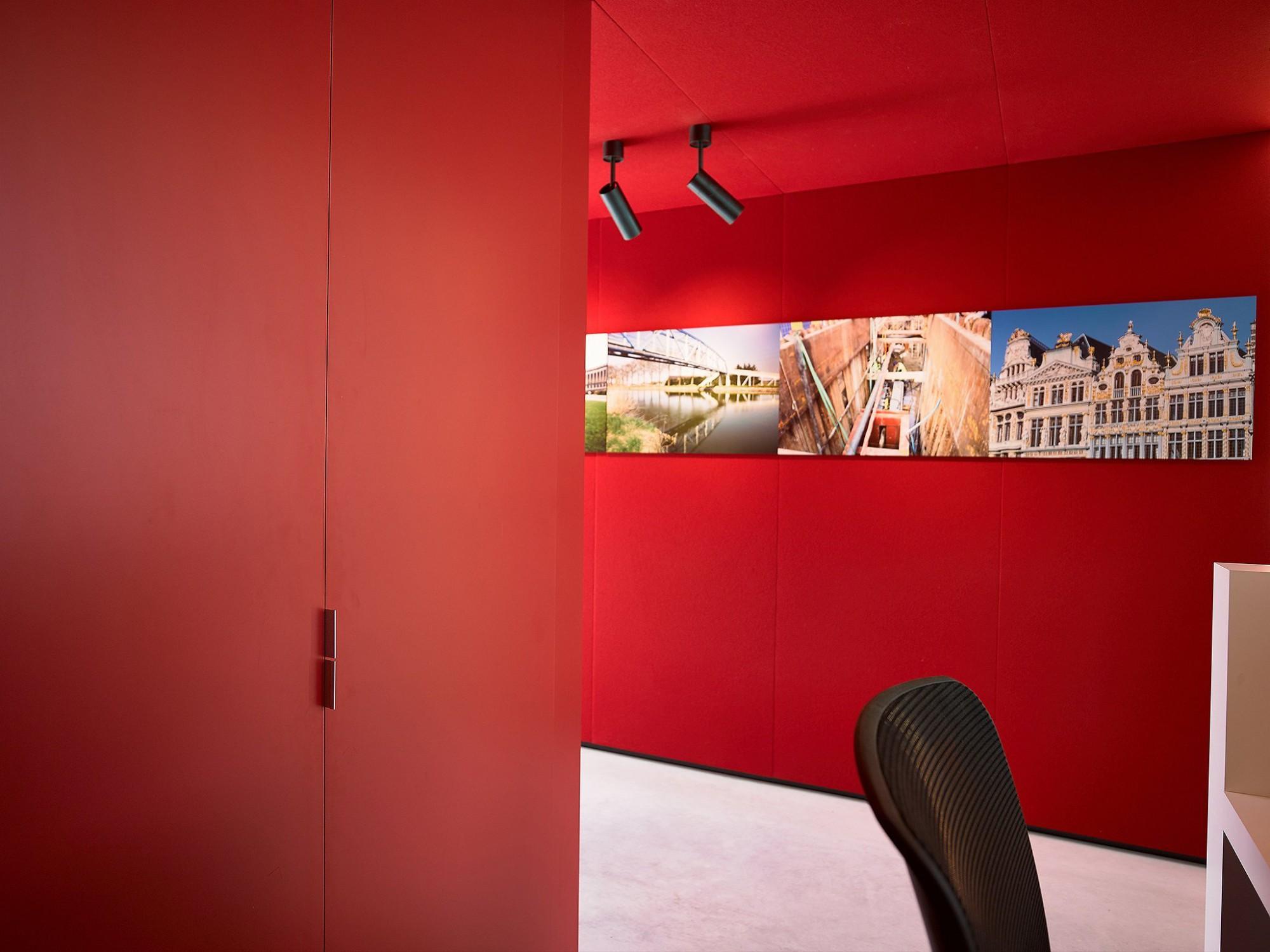 Afbeelding: Interieur fotografie inkom voor Renotec.