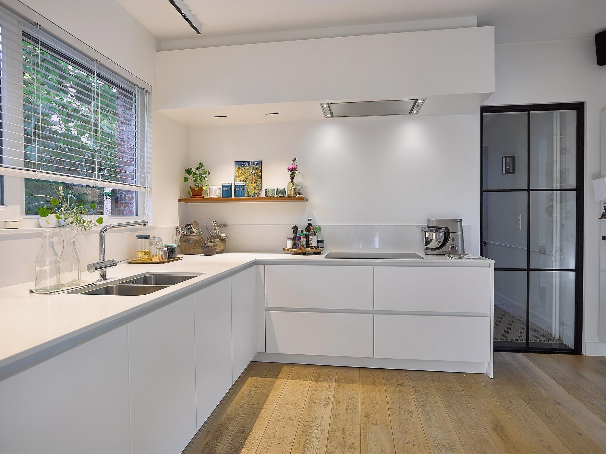 Afbeelding: Interieur fotografie keukens voor bouwwerken Bastijns © foto Van Huffel