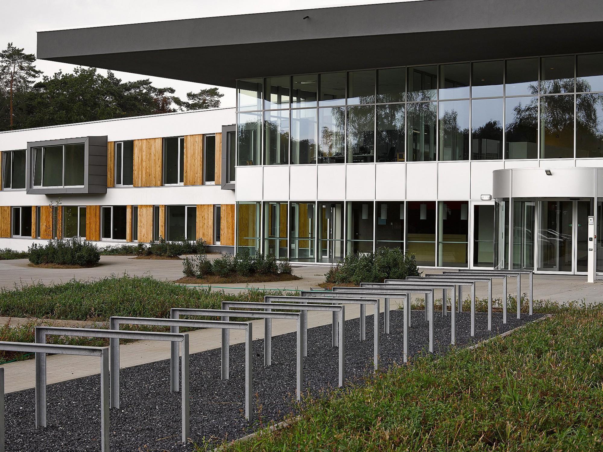 Afbeelding: Architectuur fotografie, woon-en zorgcentrum te Herentals, voor groep Van Roey.