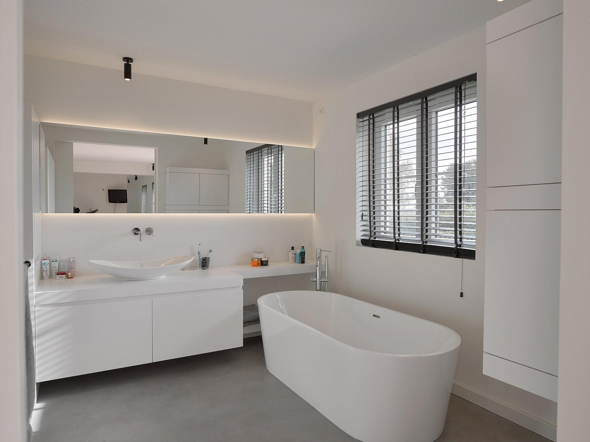 Afbeelding: Fotografie interieur badkamer te Essen voor bouwbedrijf Menbo.