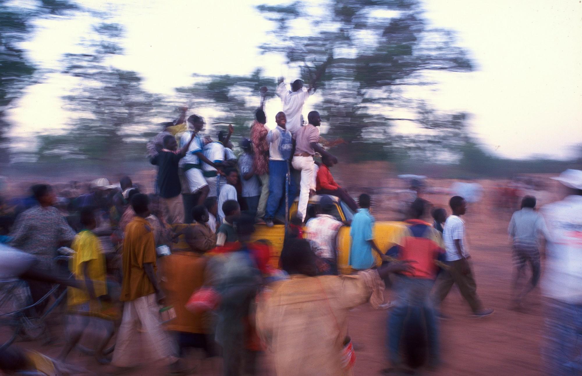 Afbeelding: Reisfotografie Dominique Van Huffel, Togo.