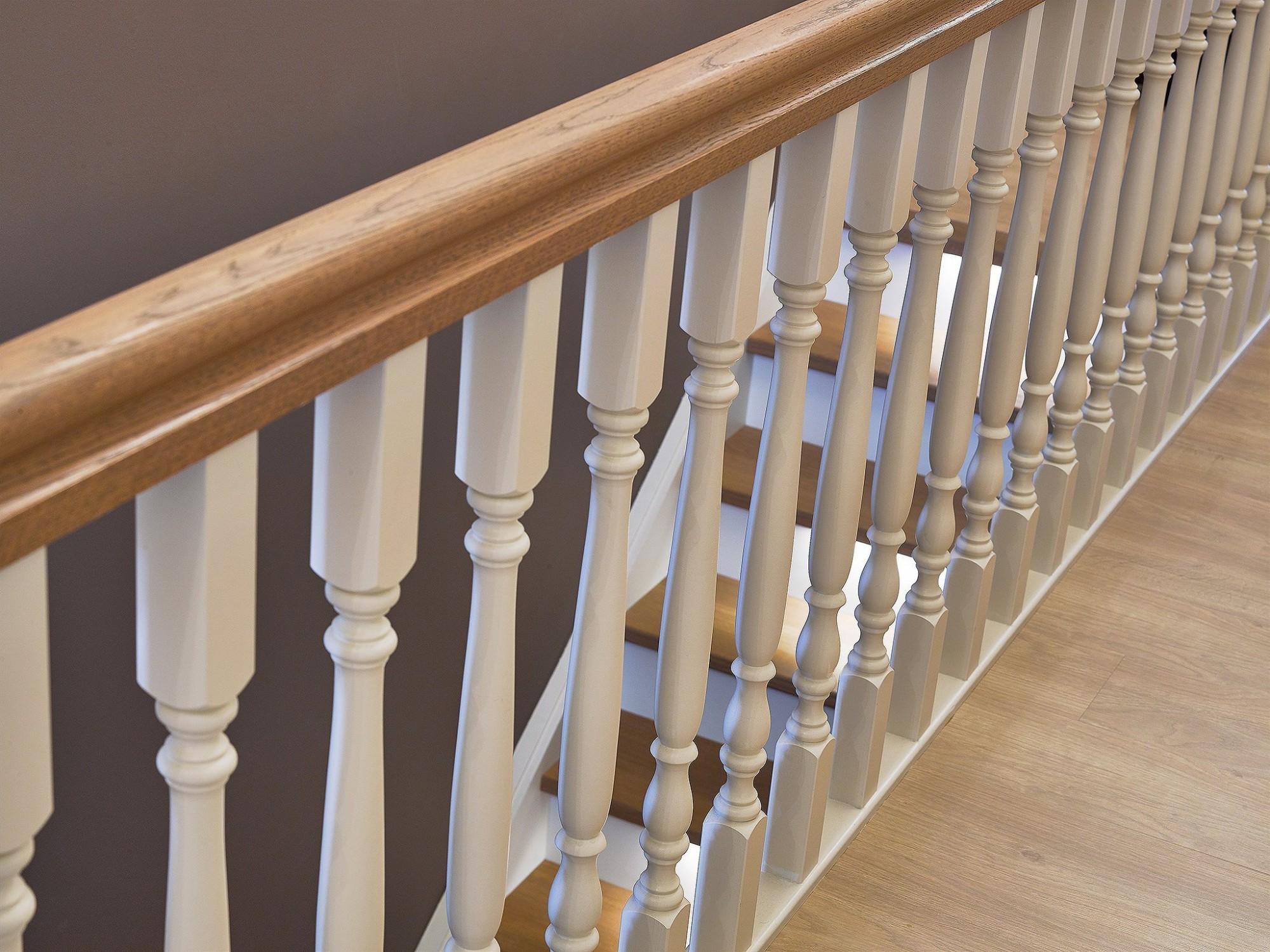 Afbeelding: Fotografie van trappen voor houthandel Marijnissen.