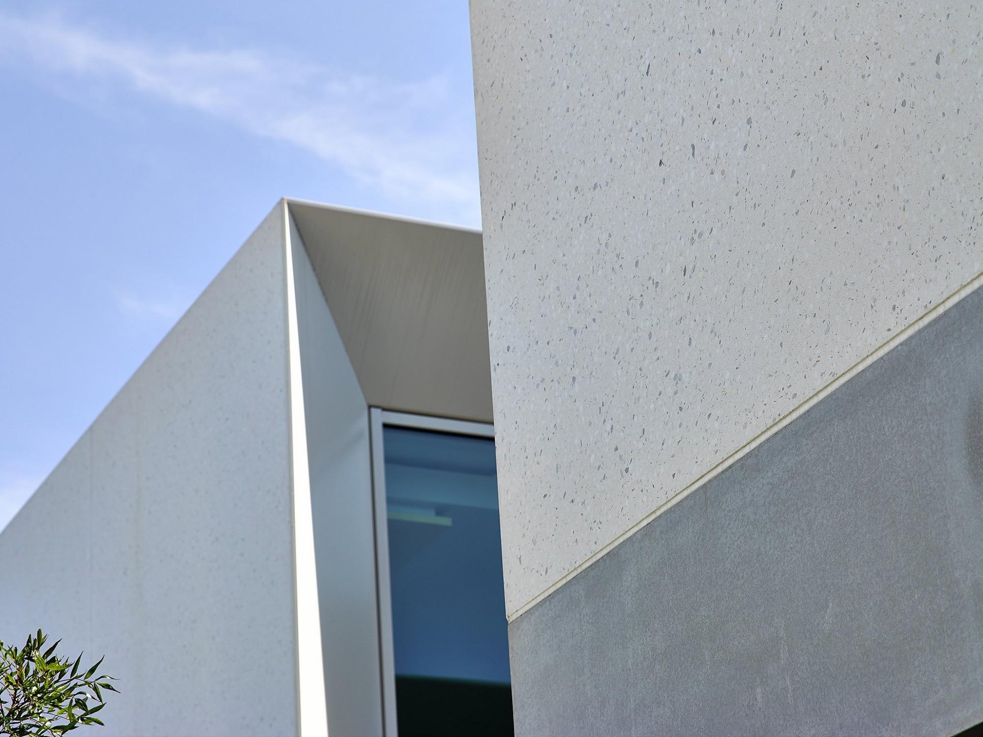 Afbeelding: Fotografie architectonisch beton, bankkantoor voor SVK.