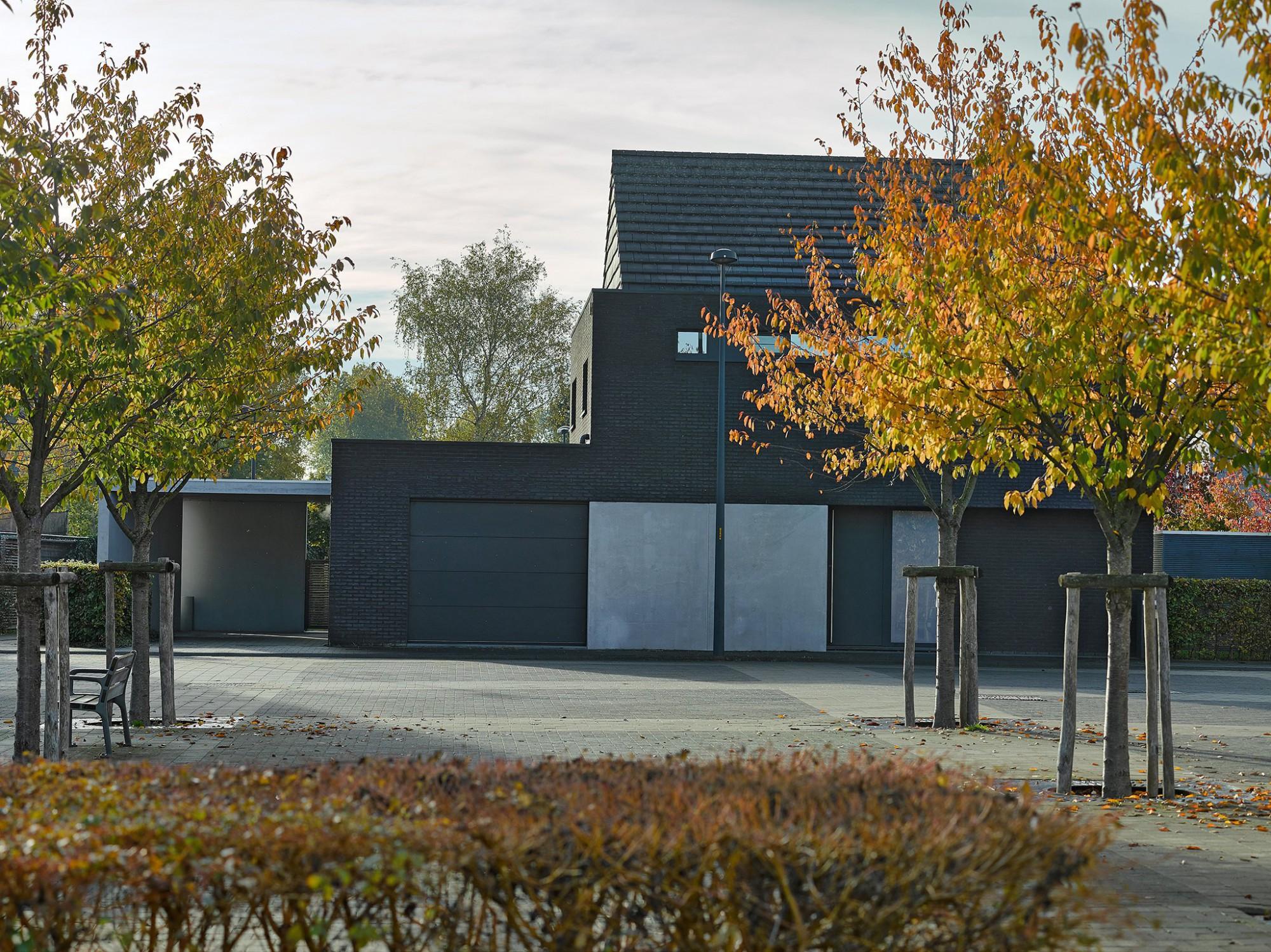 Afbeelding: Moderne woning © 3D architecten te Melsele.