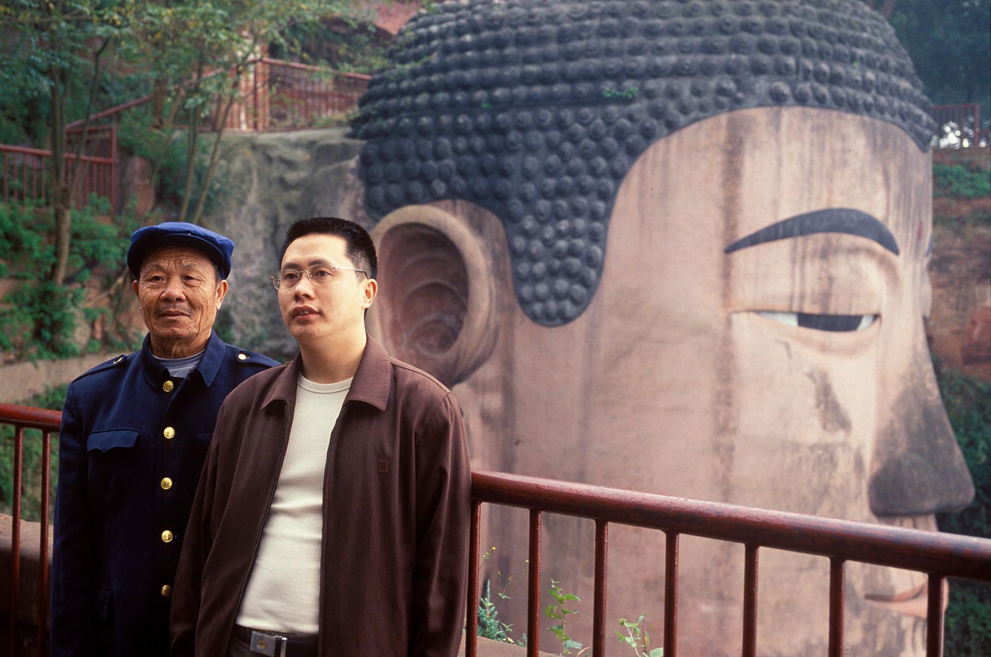 Afbeelding: Dominique Van Huffel, reisfotografie, China.