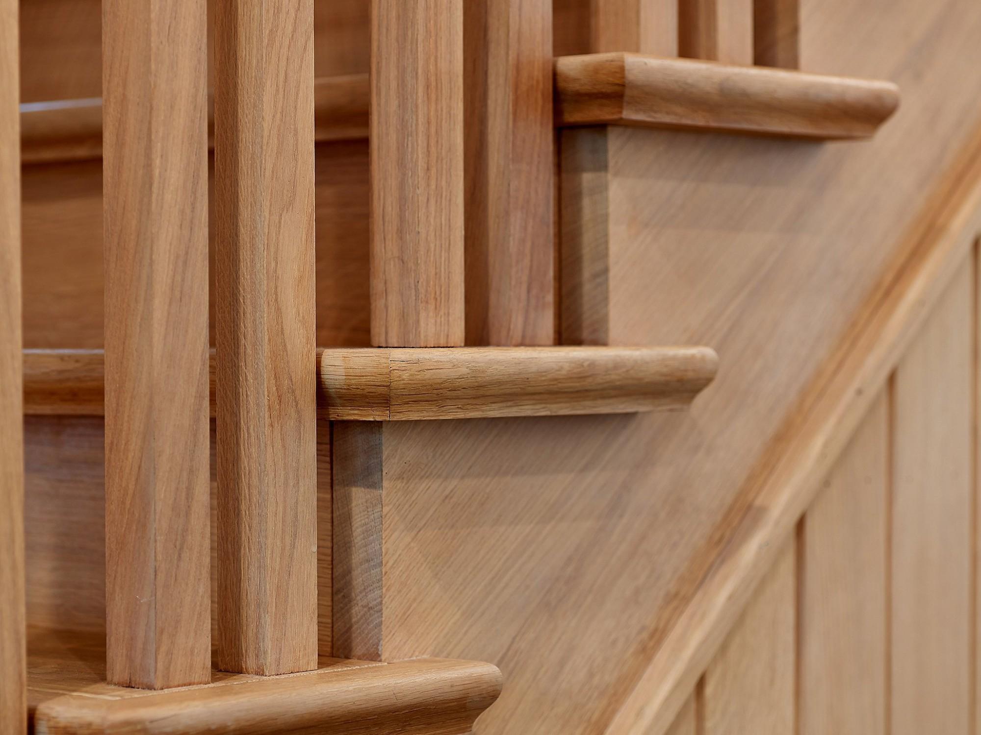Afbeelding: Fotografie detail van trappen voor RDK.