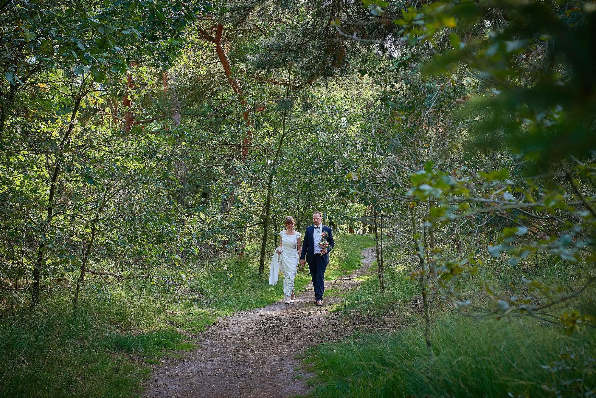 Afbeelding: Huwelijksreportages, trouwfotografie en feesten, foto Van Huffel.