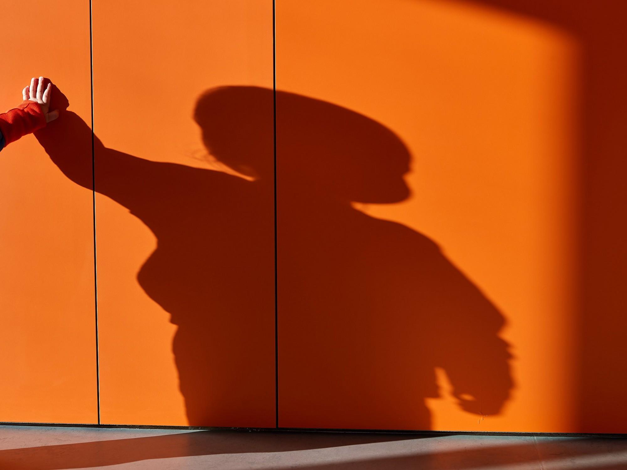 Afbeelding: Interieur fotografie, meubilair op locatie, kasten voor kinderdagverblijf te Mechelen.