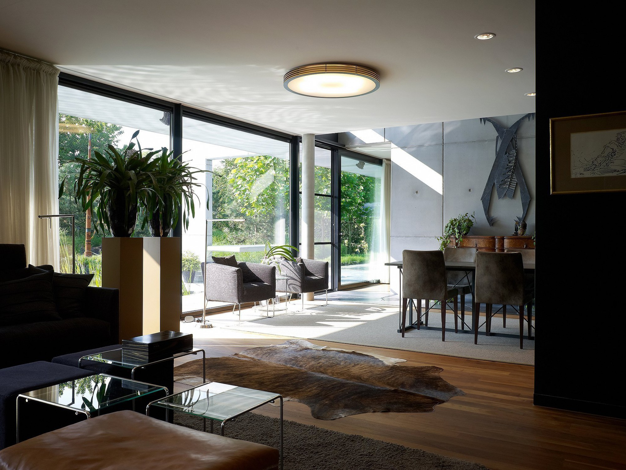 Afbeelding: Fotografie interieur woning te Hoogstraten voor © atelier Blockx, Peeters & Van Looveren.