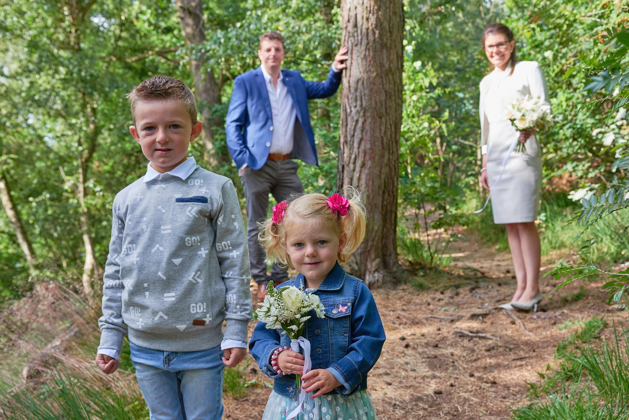 Afbeelding: Huwelijksreportage Foto Van Huffel